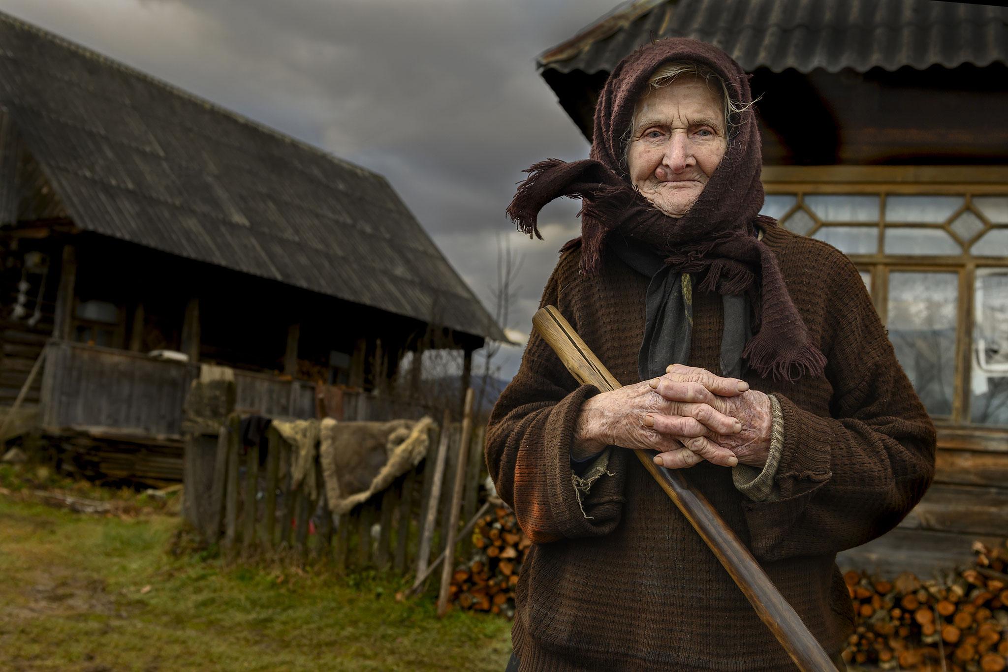 Mariana Scubli (Romania) - Acceptance