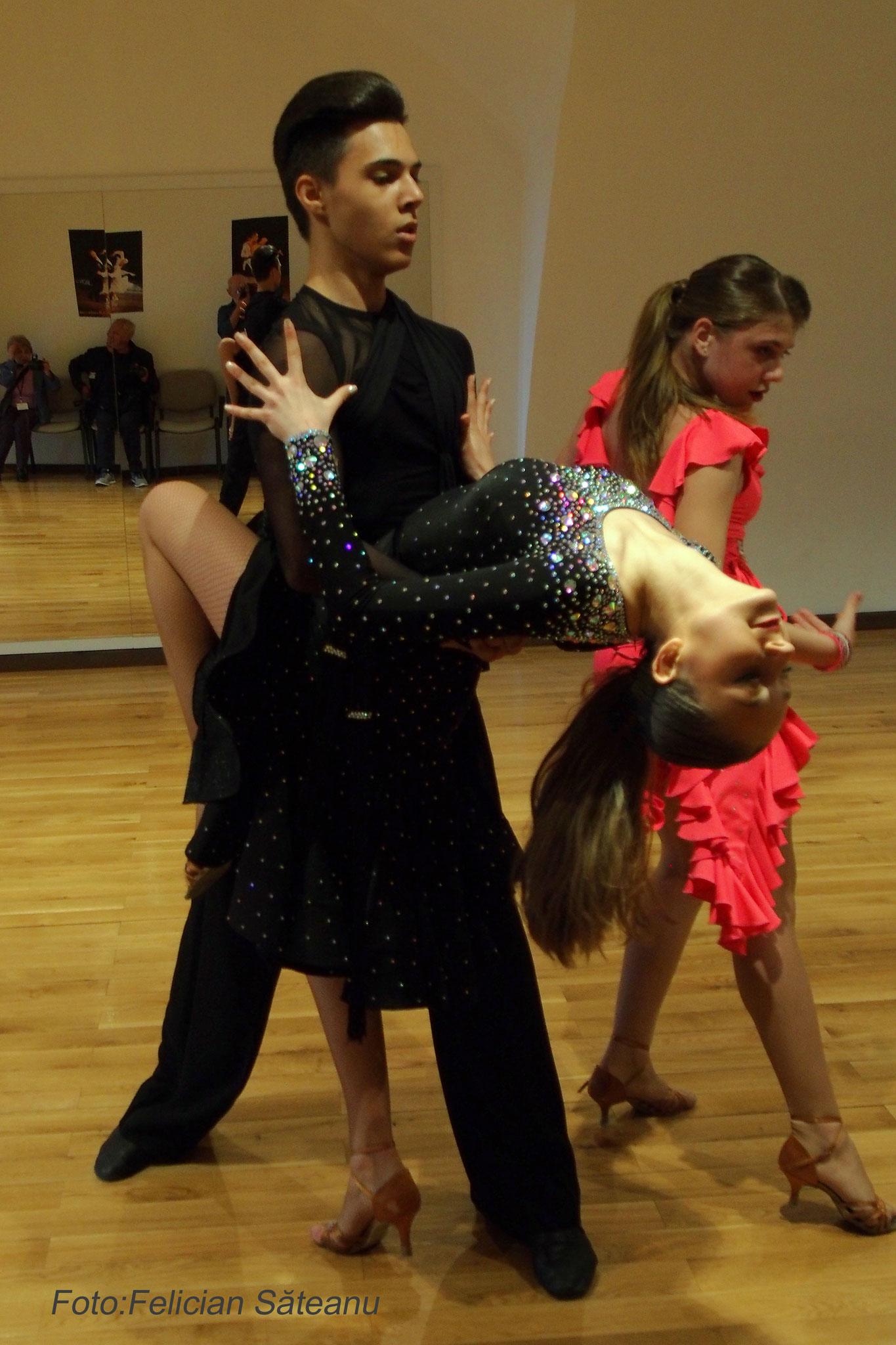 Fotóalkotói mühely a Nagyváradi Várban (Stephany - sport tánc)