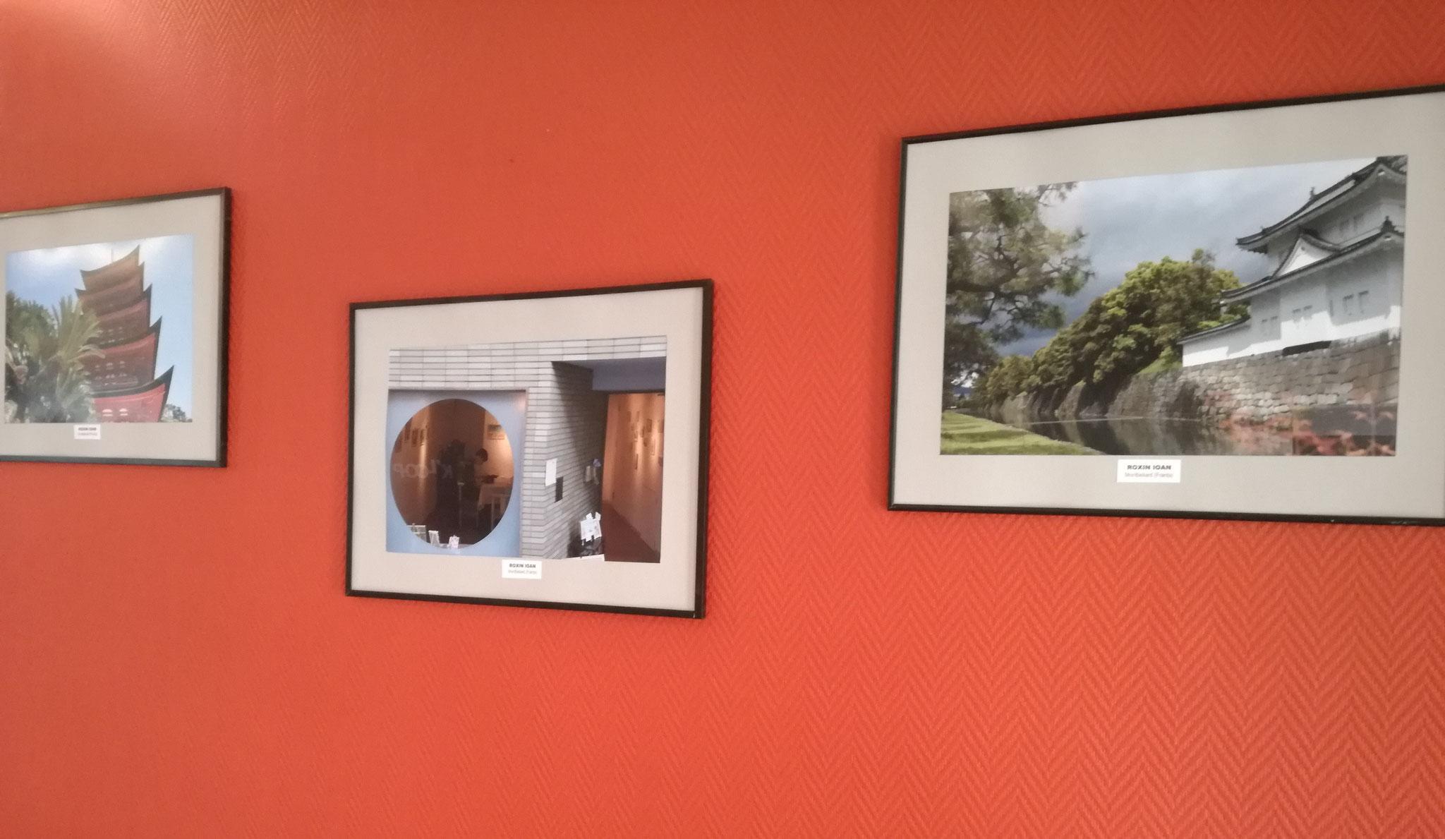 Roxin Ioan Montbéliard-i (MD) fotóművész egyéni kiállítása