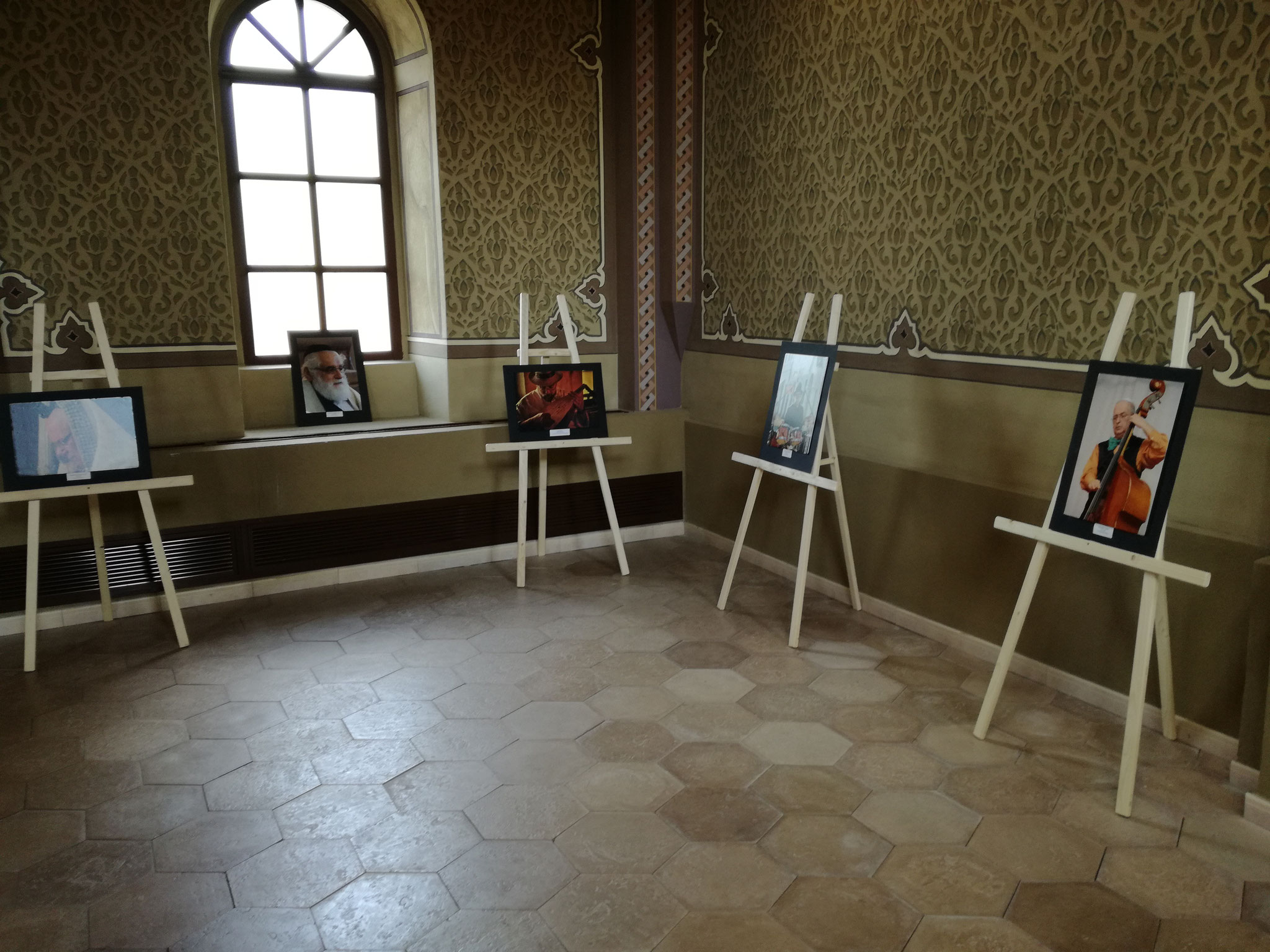 """""""Romániai zsidók"""" országos fotüművészeti szalon megnyitója"""