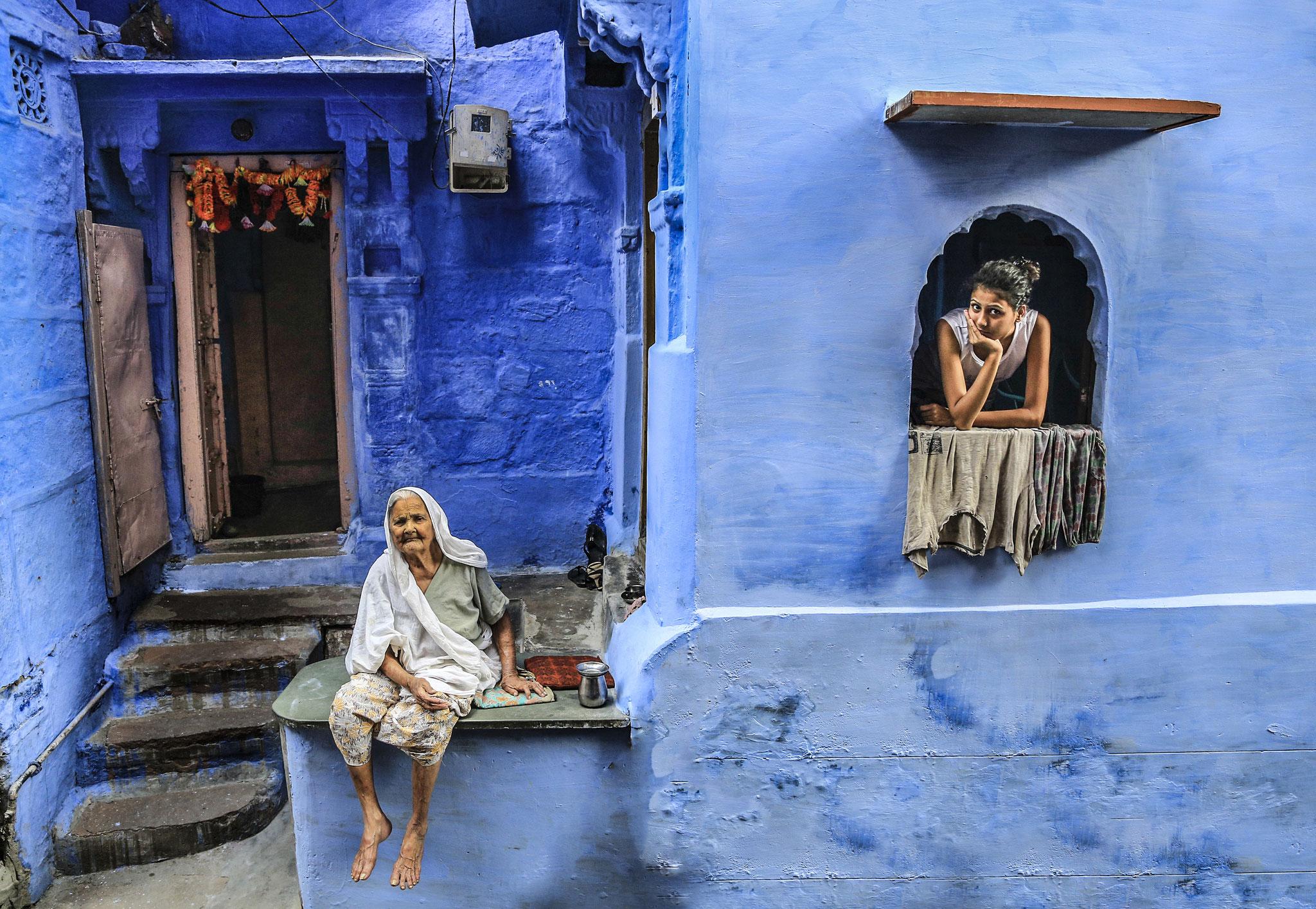 Mohamed Nageeb EFIAP (Egypt) - Grandmom house