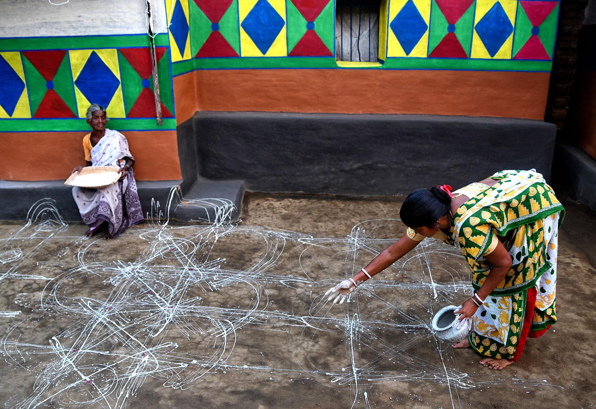 Tanusree Mitra (India) - Badna Festival