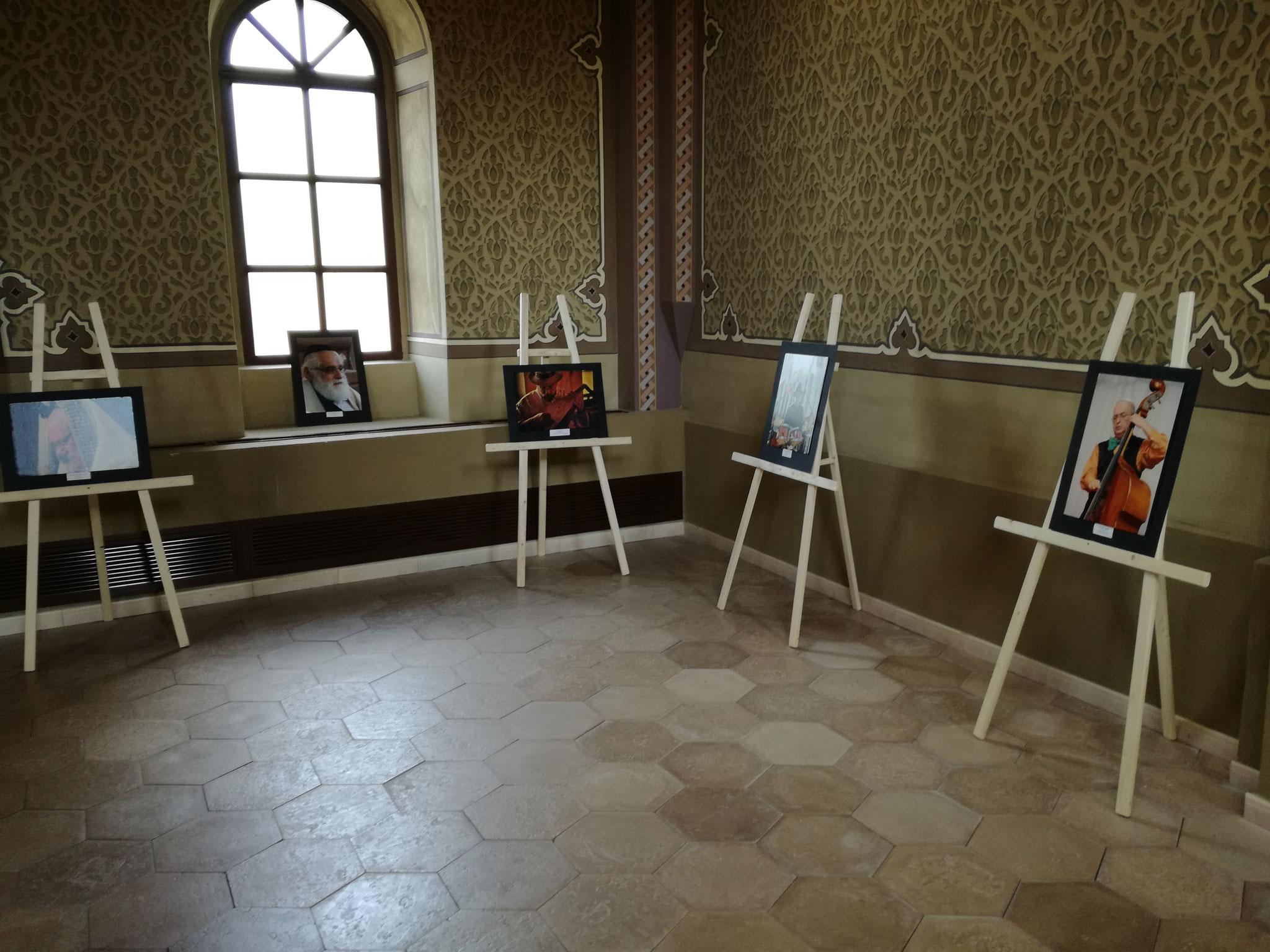 """Vernisajul Salonului Național """"Evreii din România"""""""