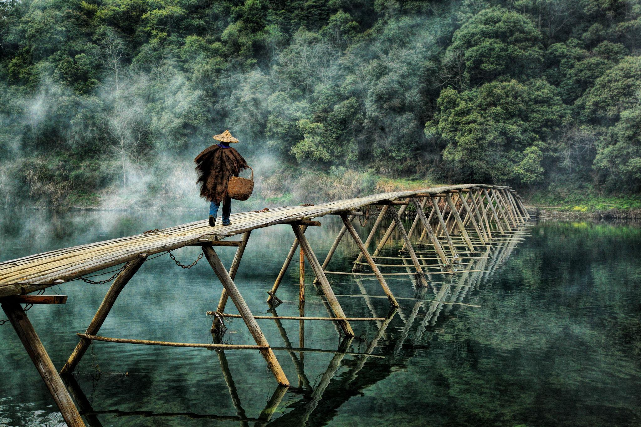 Steven Yee (Singapore) - Lishui Fisherman Bridge