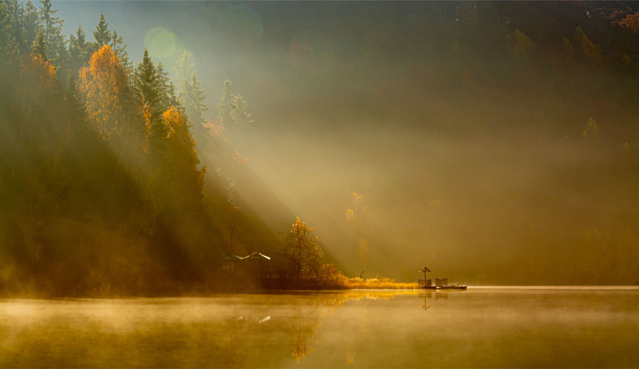 Kinda Botond (Romania) - Saint Anna Lake