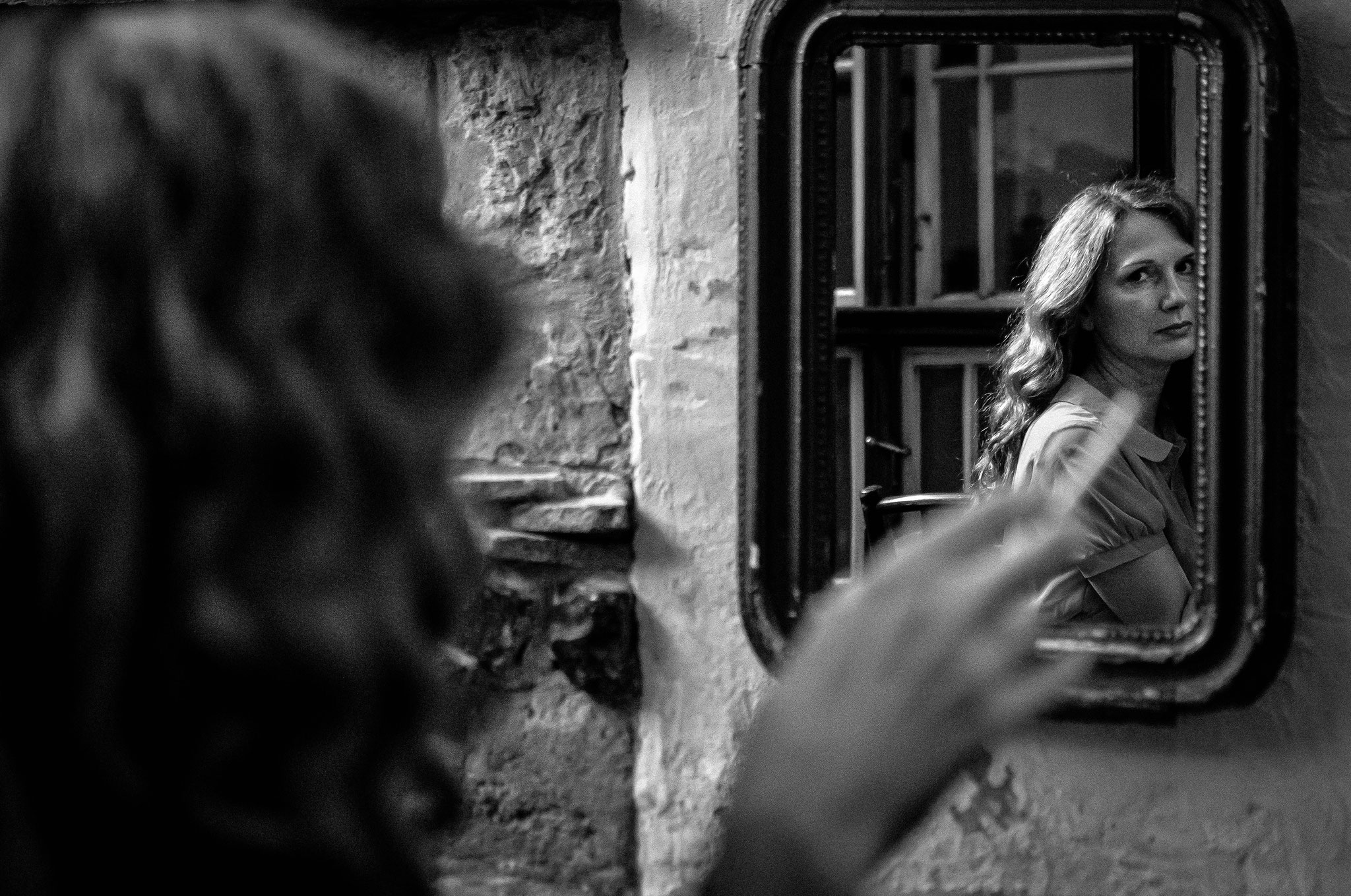 Dusan Kozoderovic (Serbia) - In the mirror