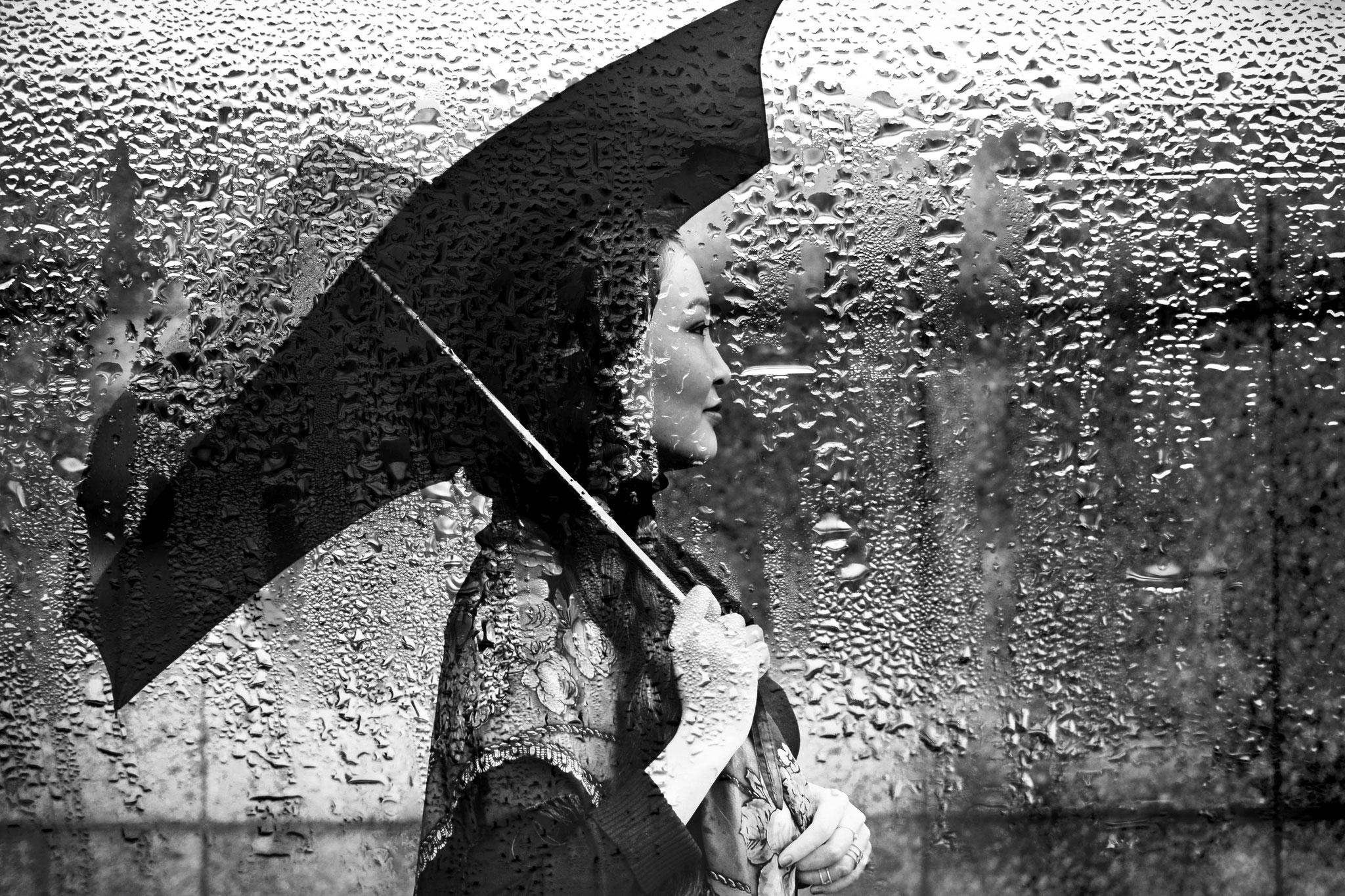 Monika Sandrová (Czeh Repoublic) - In the rain