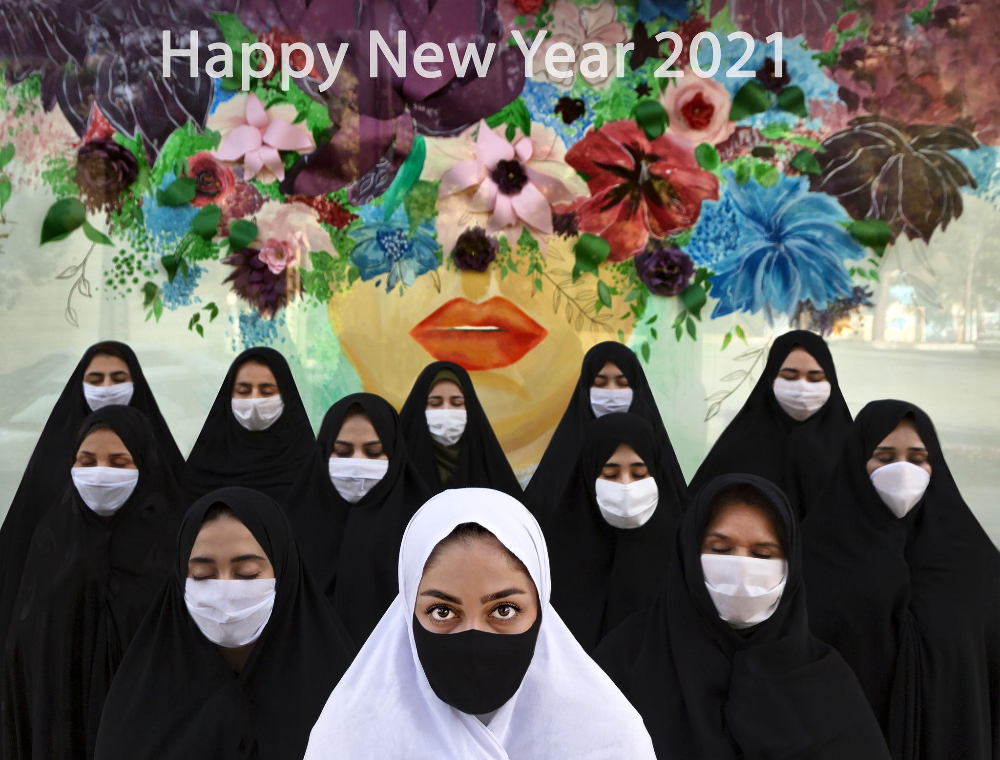 Hadi  Dehghanpour  (Iran) - Masked Women