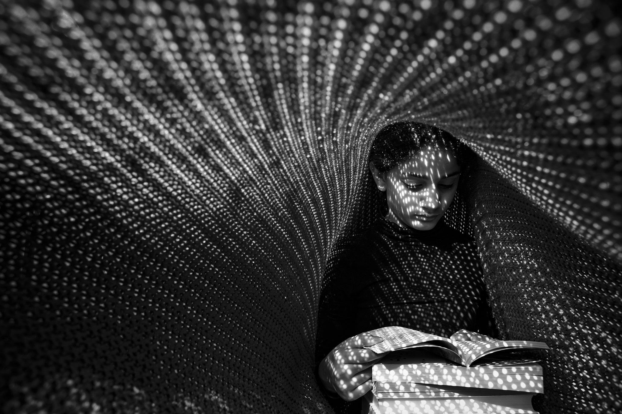Laila Alibrahim AFIAP (Saudi Arabia) - Light of life