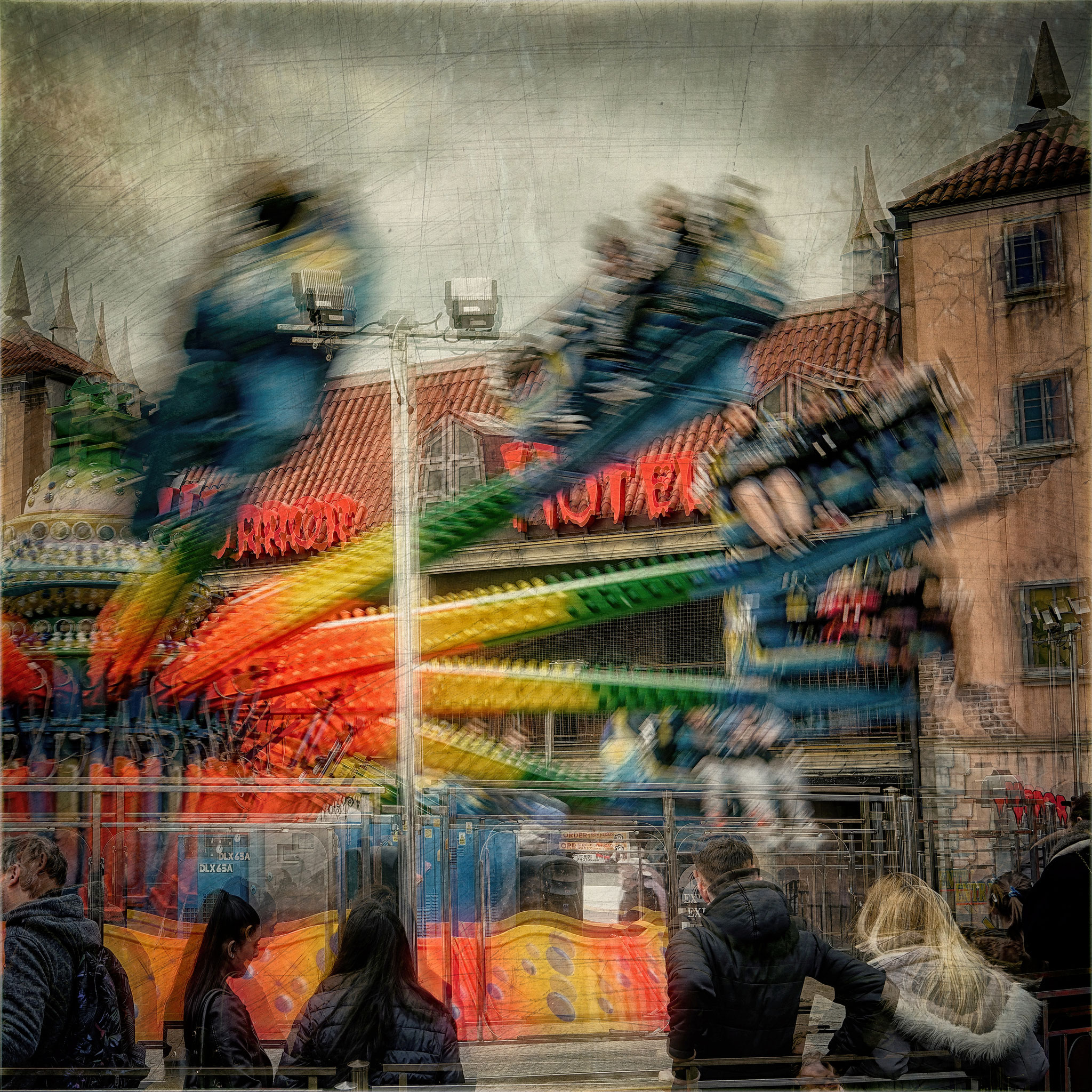 Gelu VRABIE - Urban impressions 3