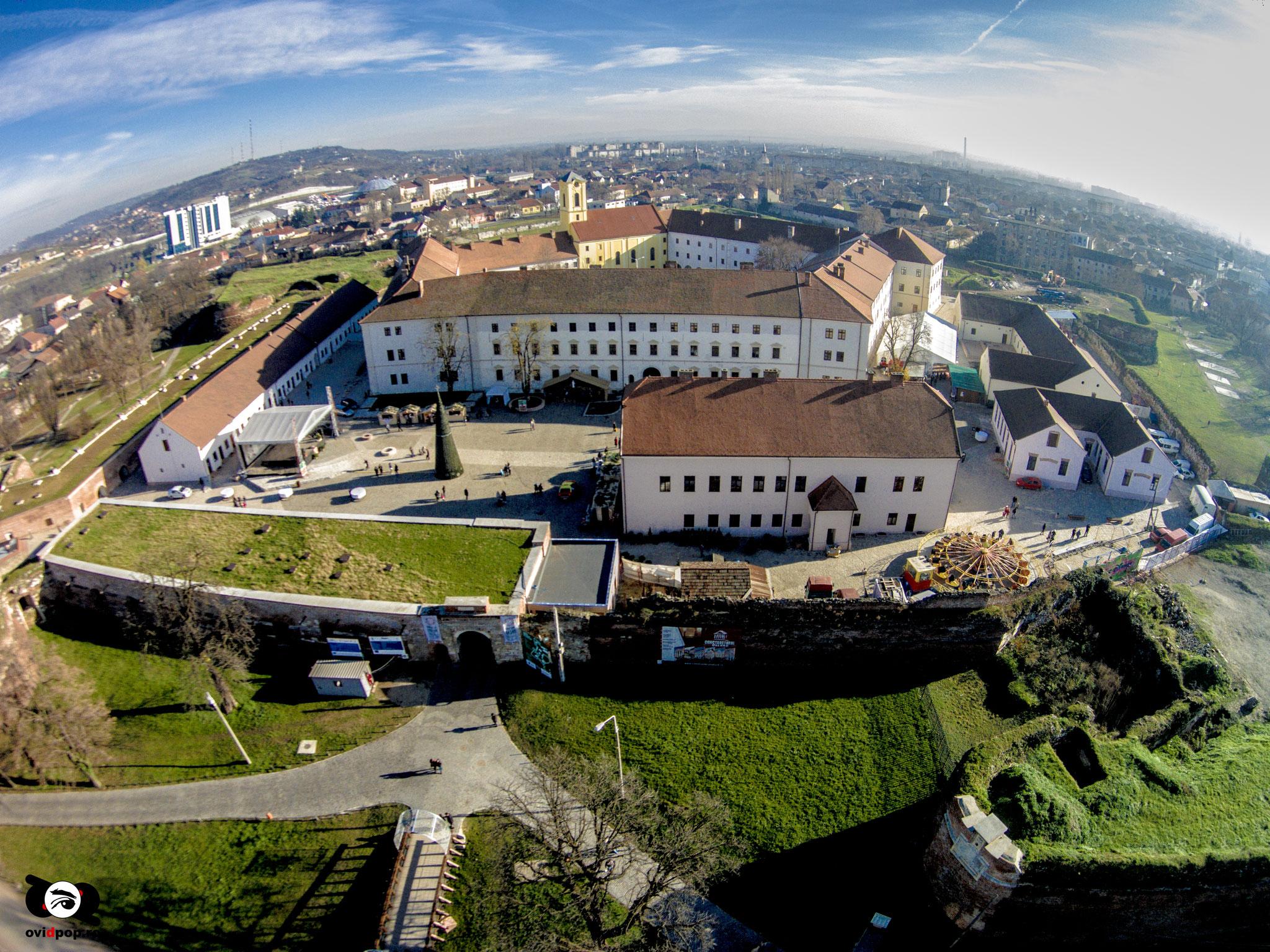 Oradea medieval fortress