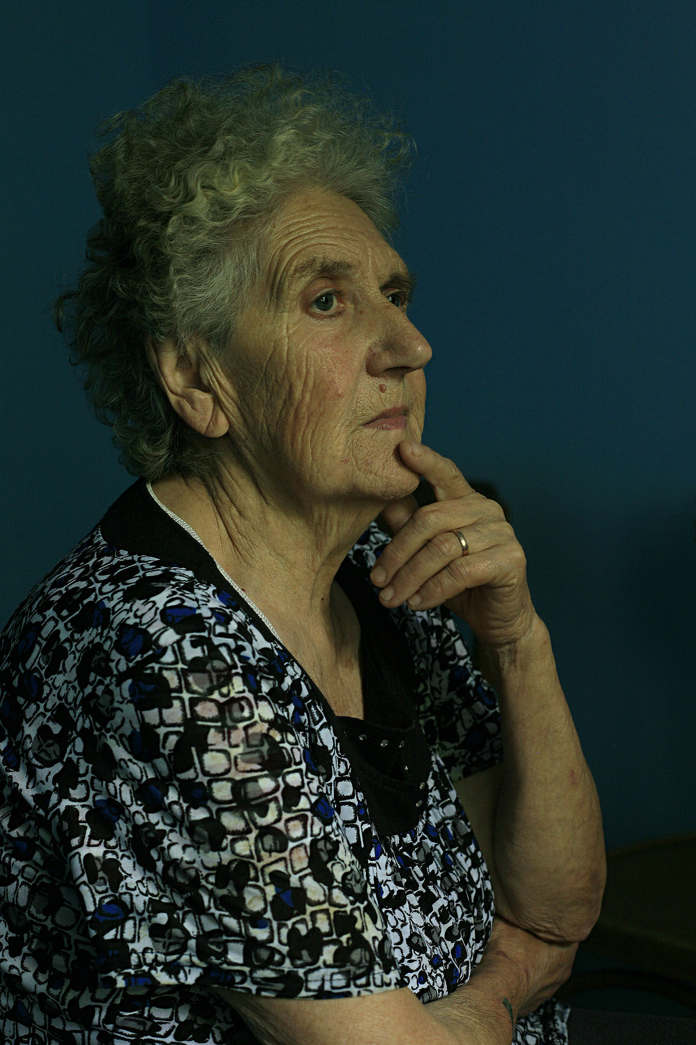 Olha Norba (Ukraine)  - Memory of the Grandmother