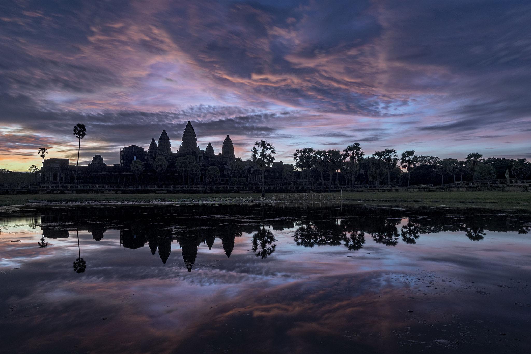 Veronica Chai (Singapore) - Sunrise Reflection