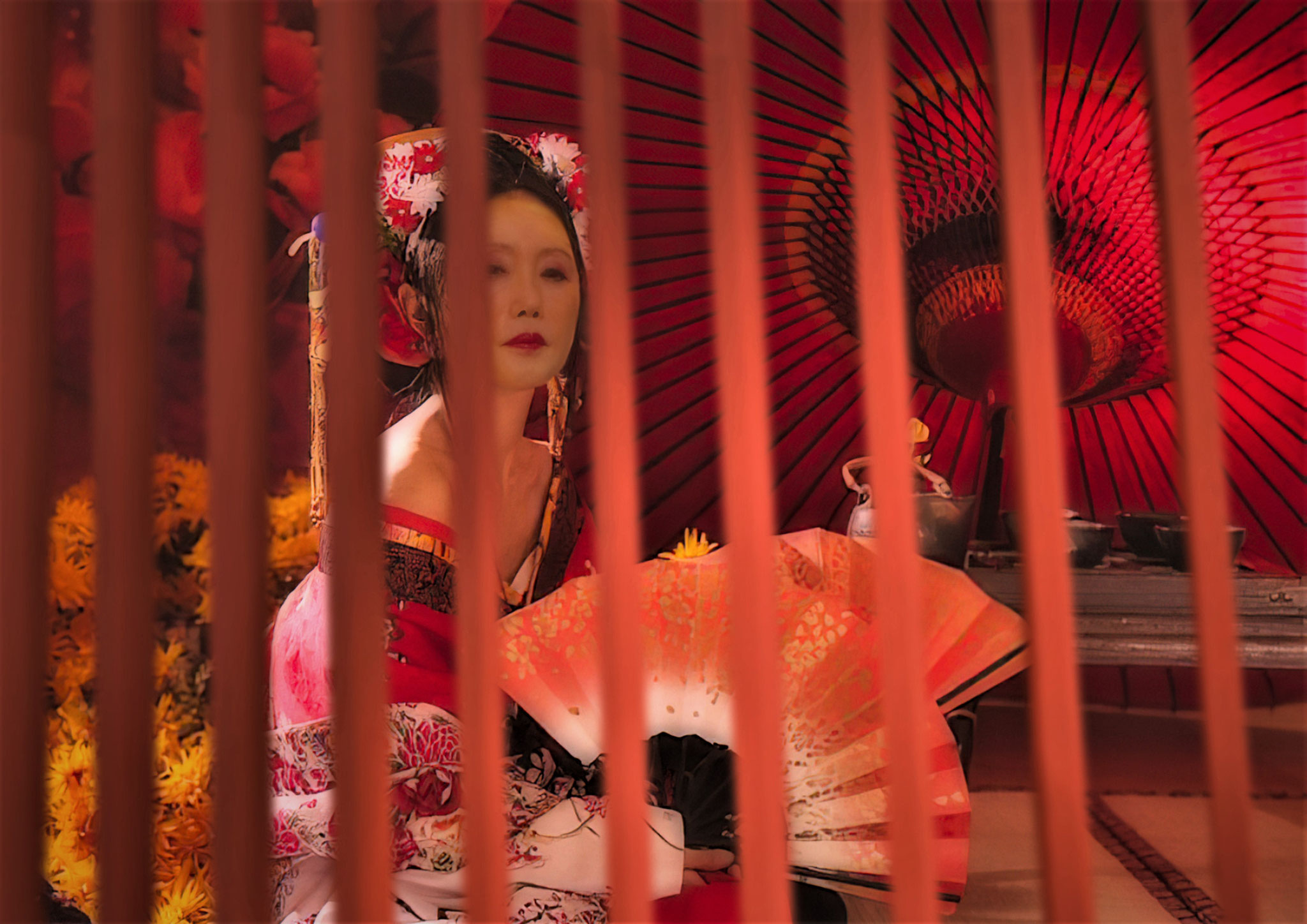 Hayase Kisera  (Japan) - Oiran