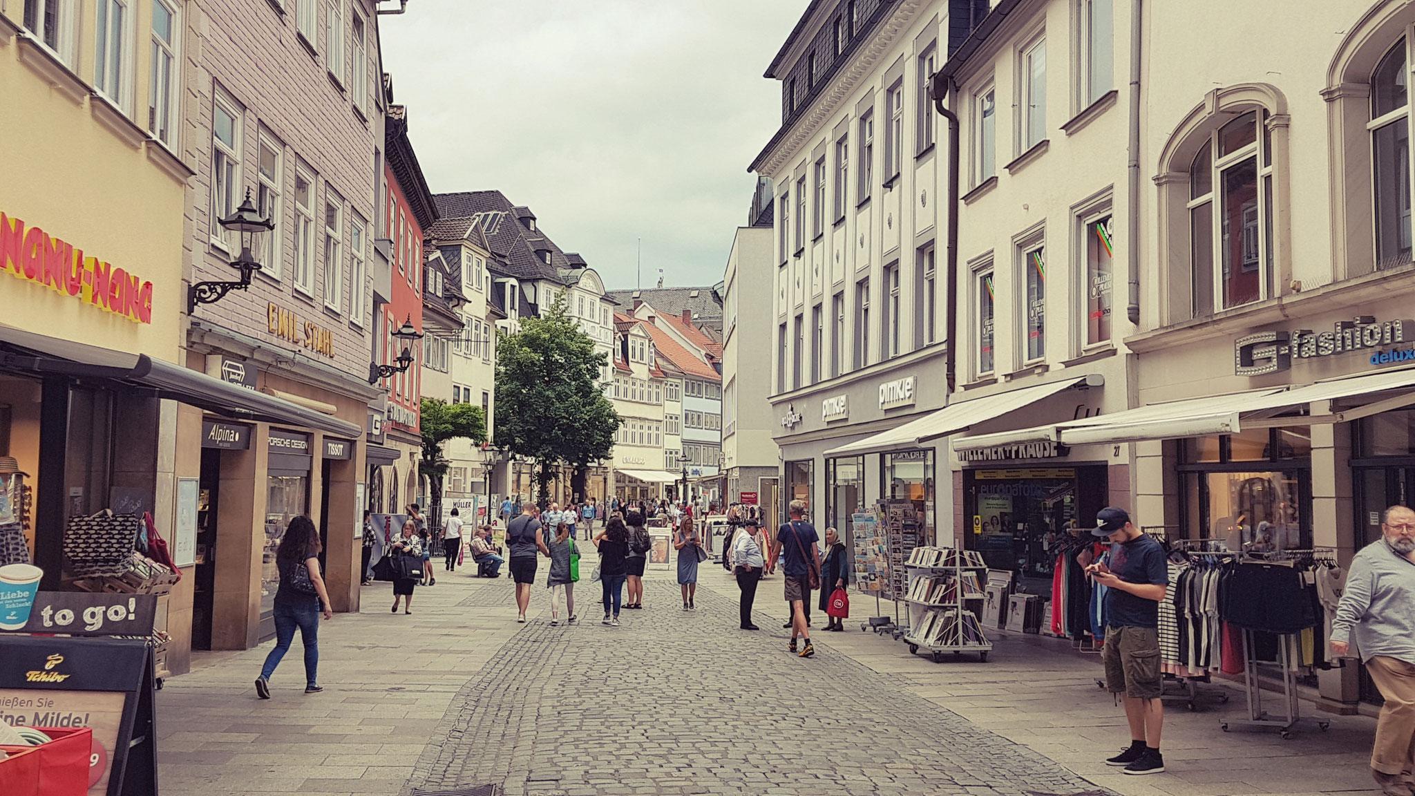 Coburger Innenstadt