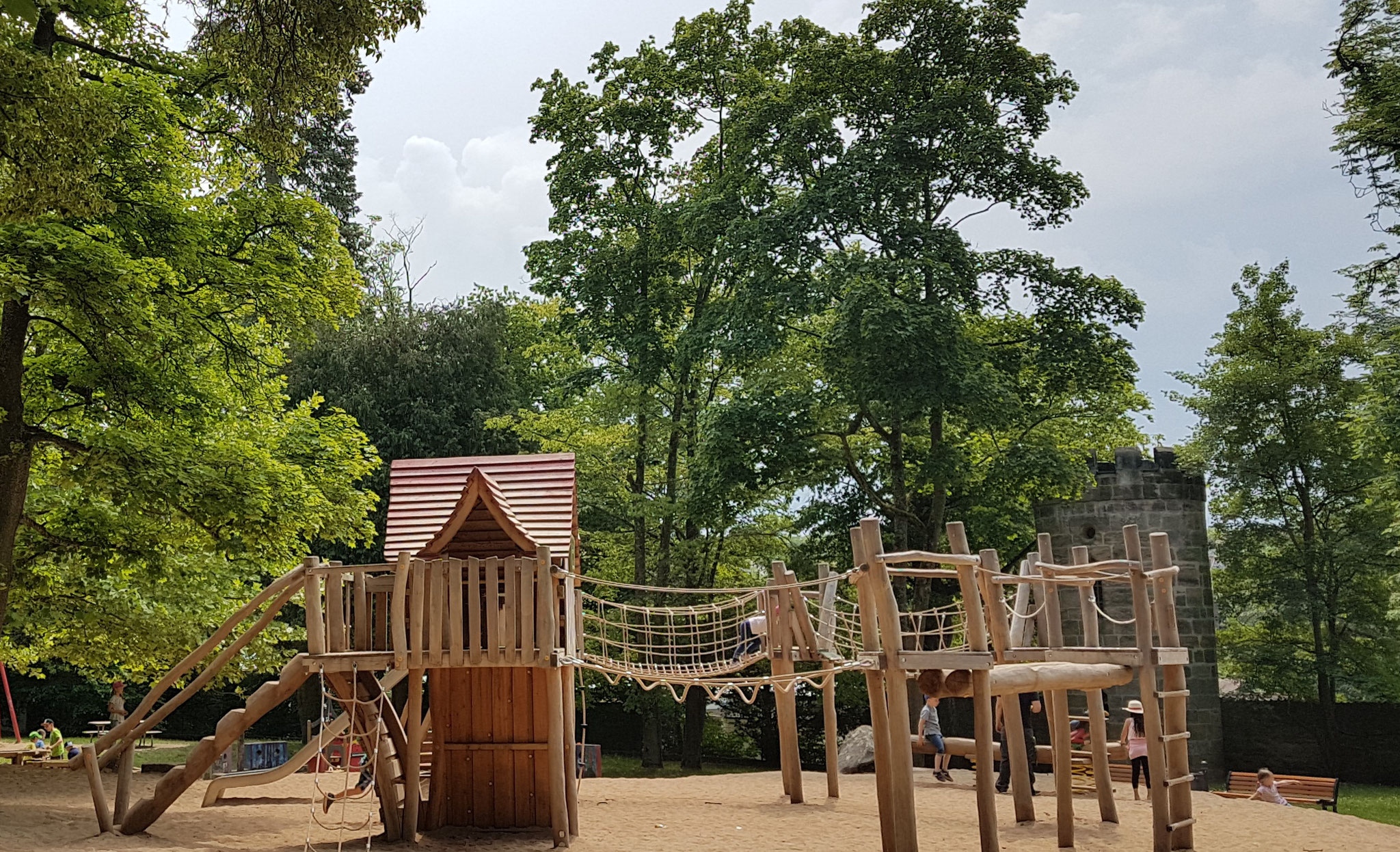 Spielplatz Hofgarten