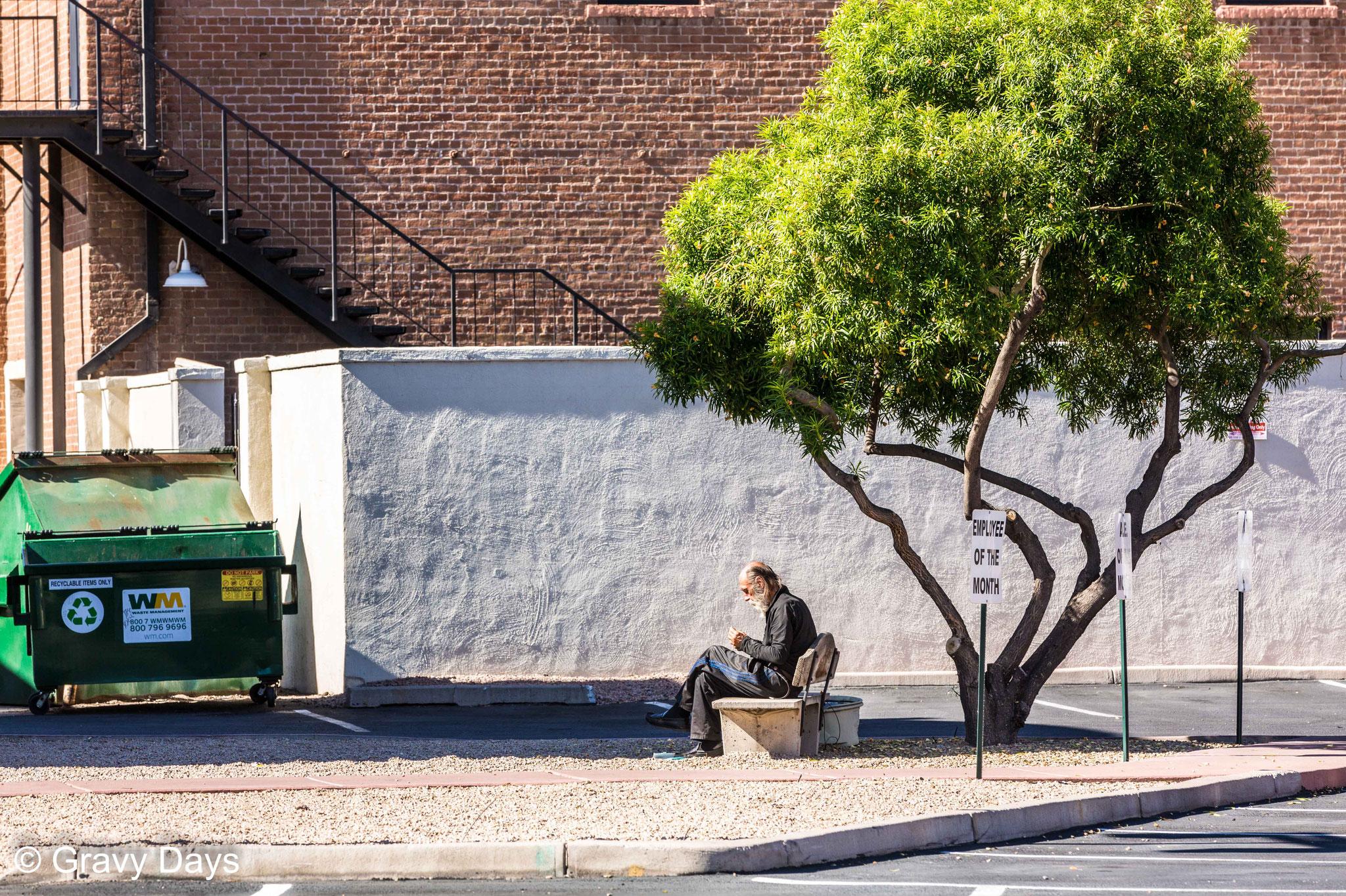 Employee of the month, Phoenix, USA 2017