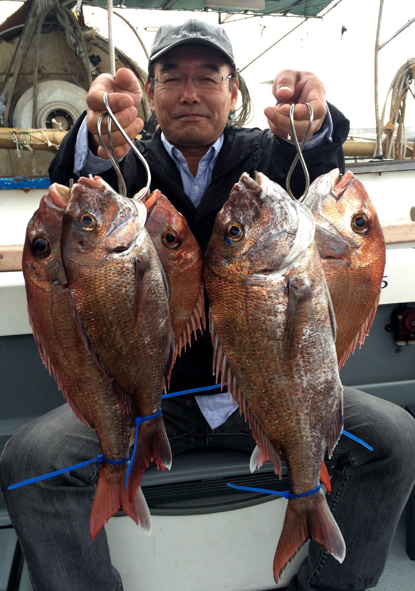 竿頭 5fish!(*^_^*)