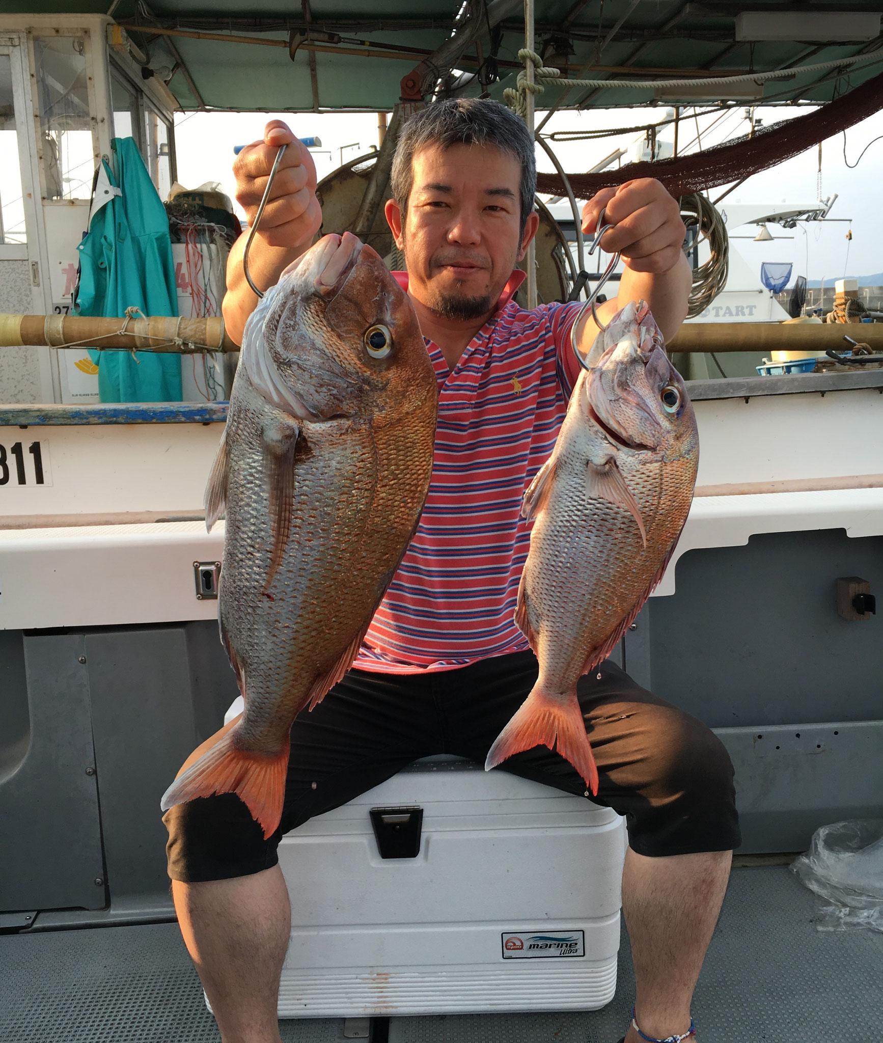 良型含む2Fish!
