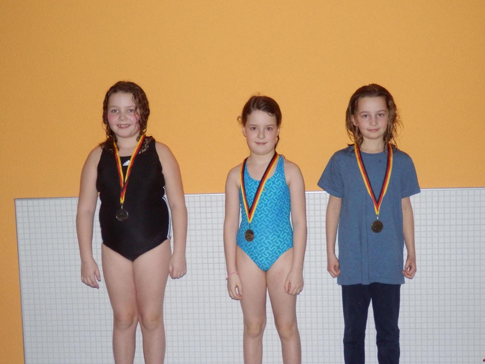 Vereinsmeister Weiblich 2010