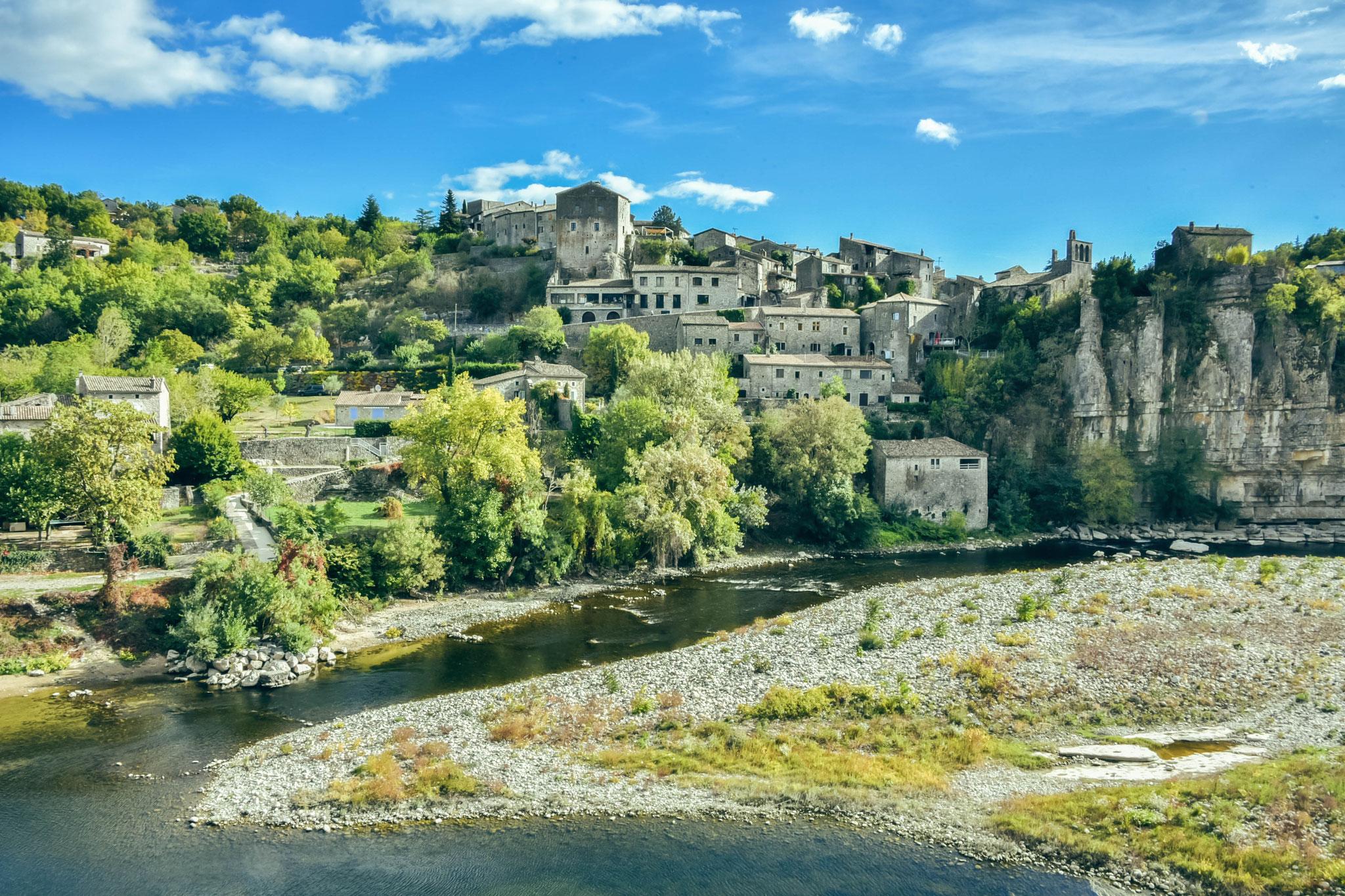 Balazuc, un des plus beaux villages de France