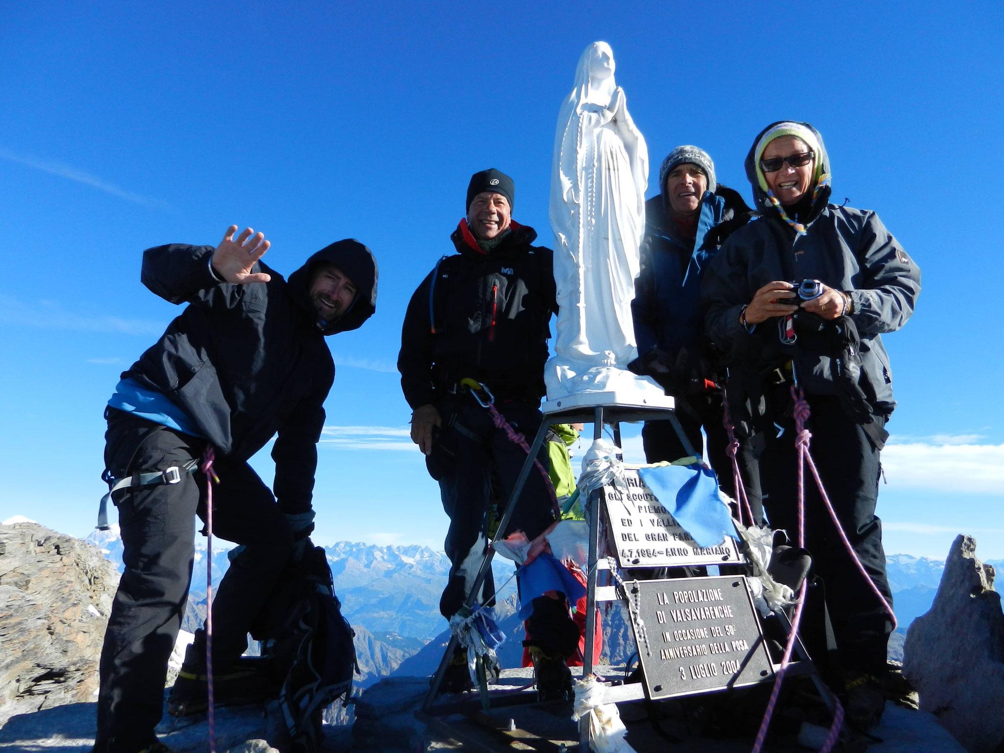 Tour du Grand Paradis, Val d'Aoste