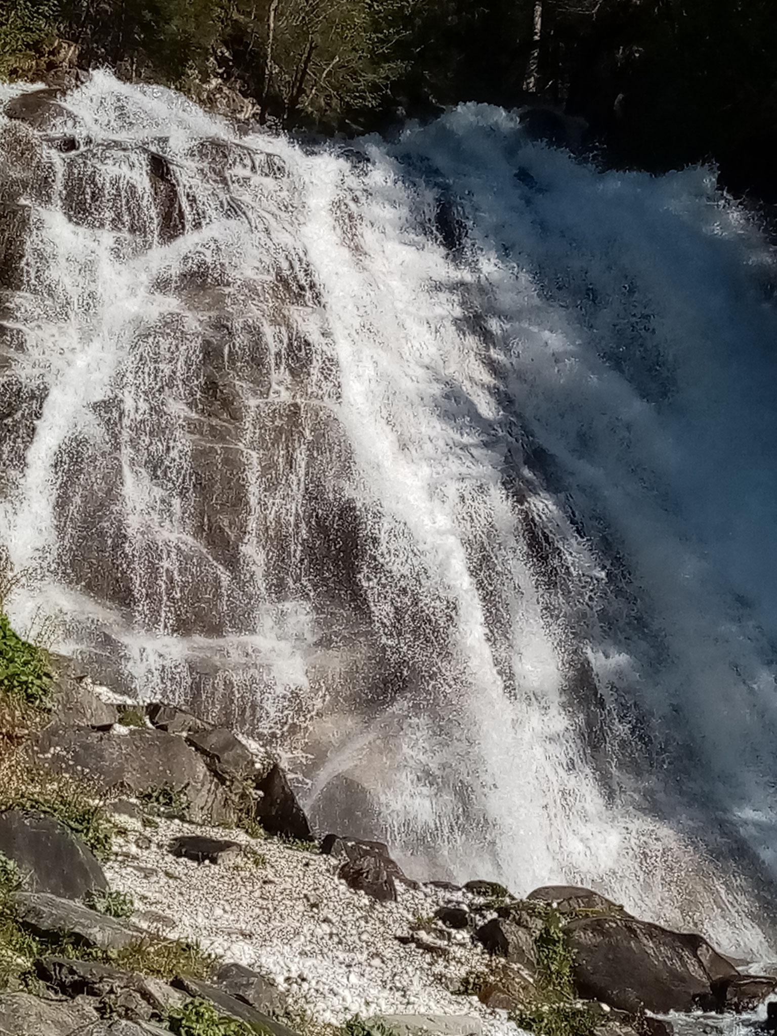Wilde Wasser im Mühlendorf