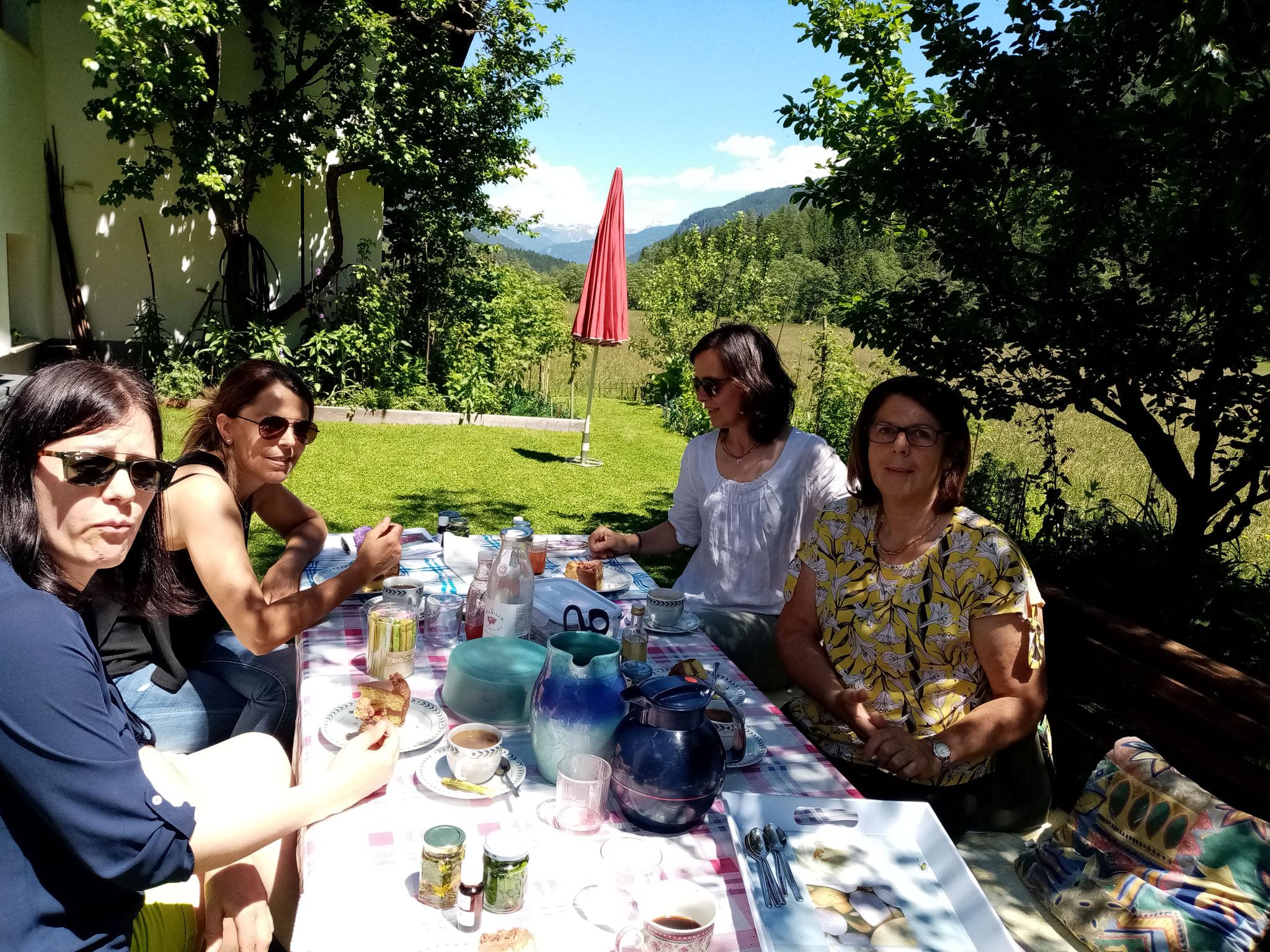 Freundinnen aus Südtirol...