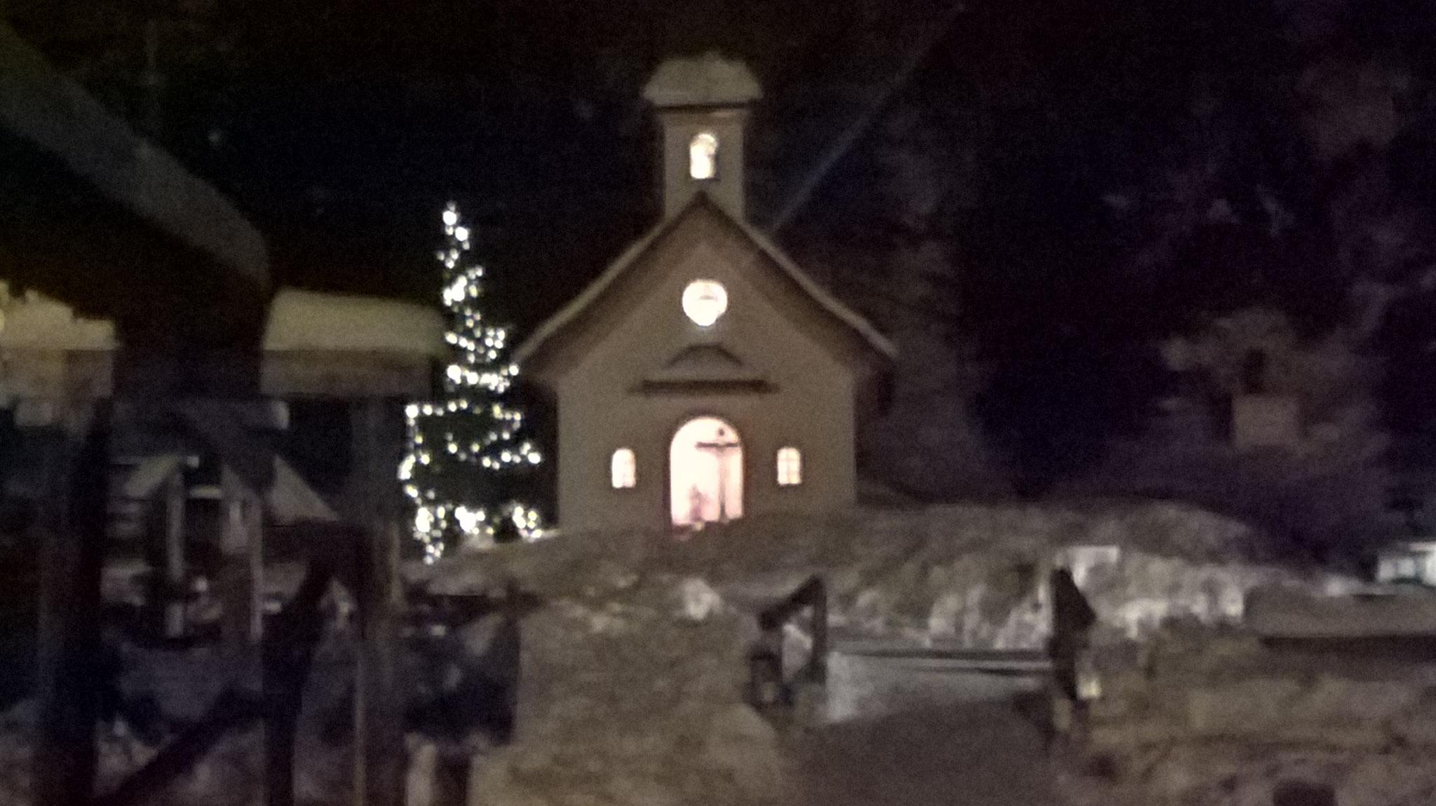 Weihnacht im Mühlendorf