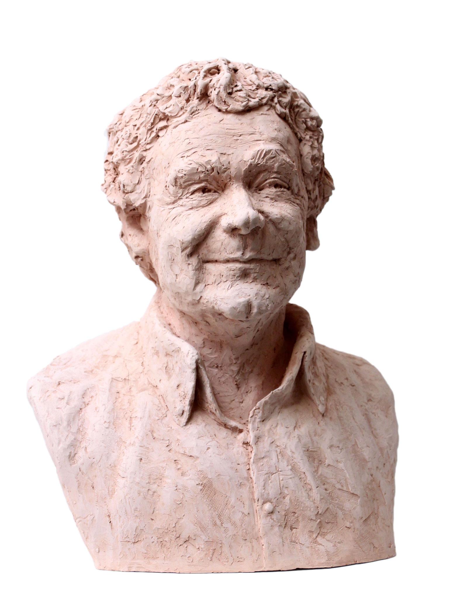 Buste, Sculpteur, Langloys, Perret