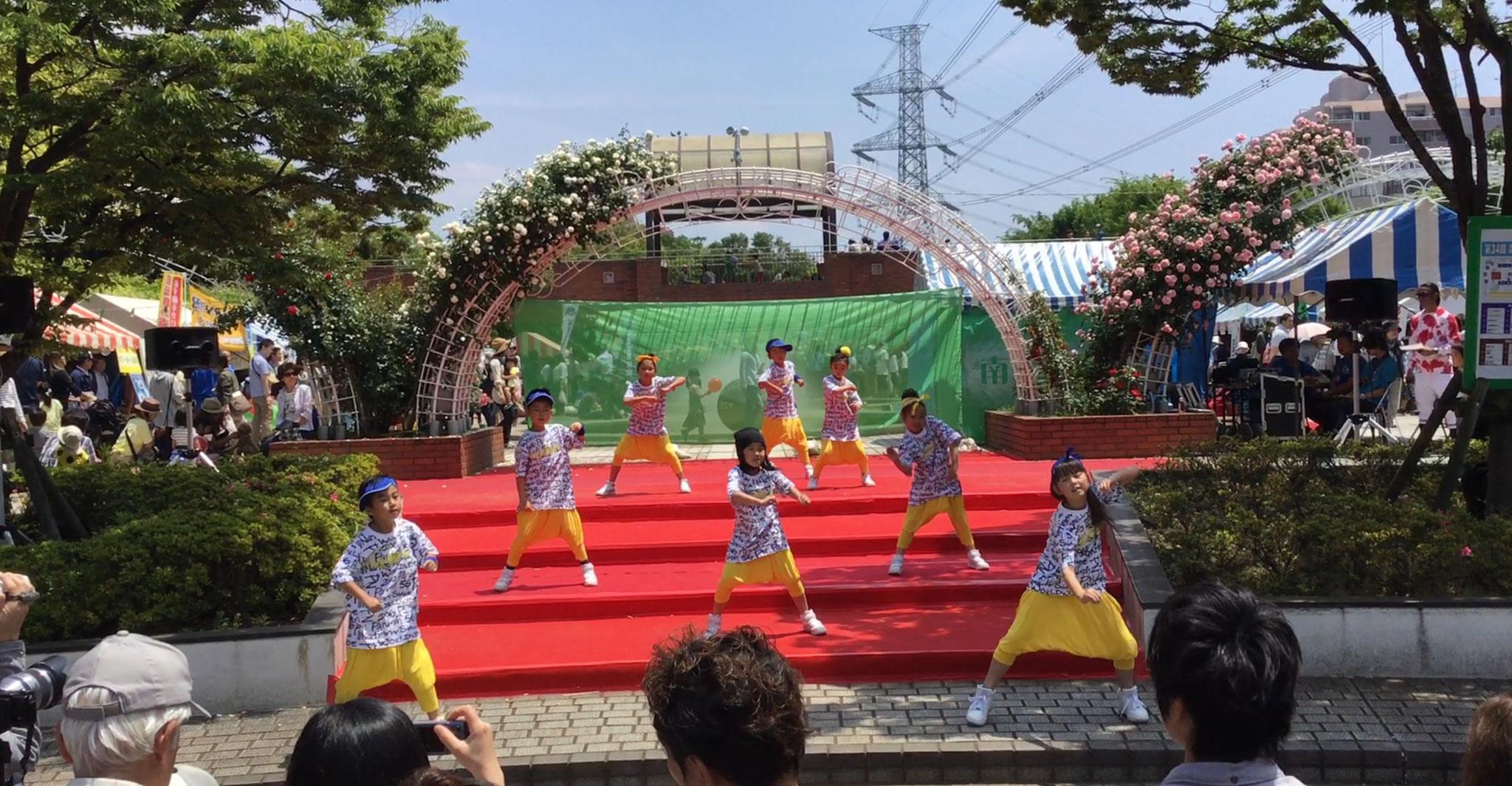 火曜HIPHOP BEGクラス☆