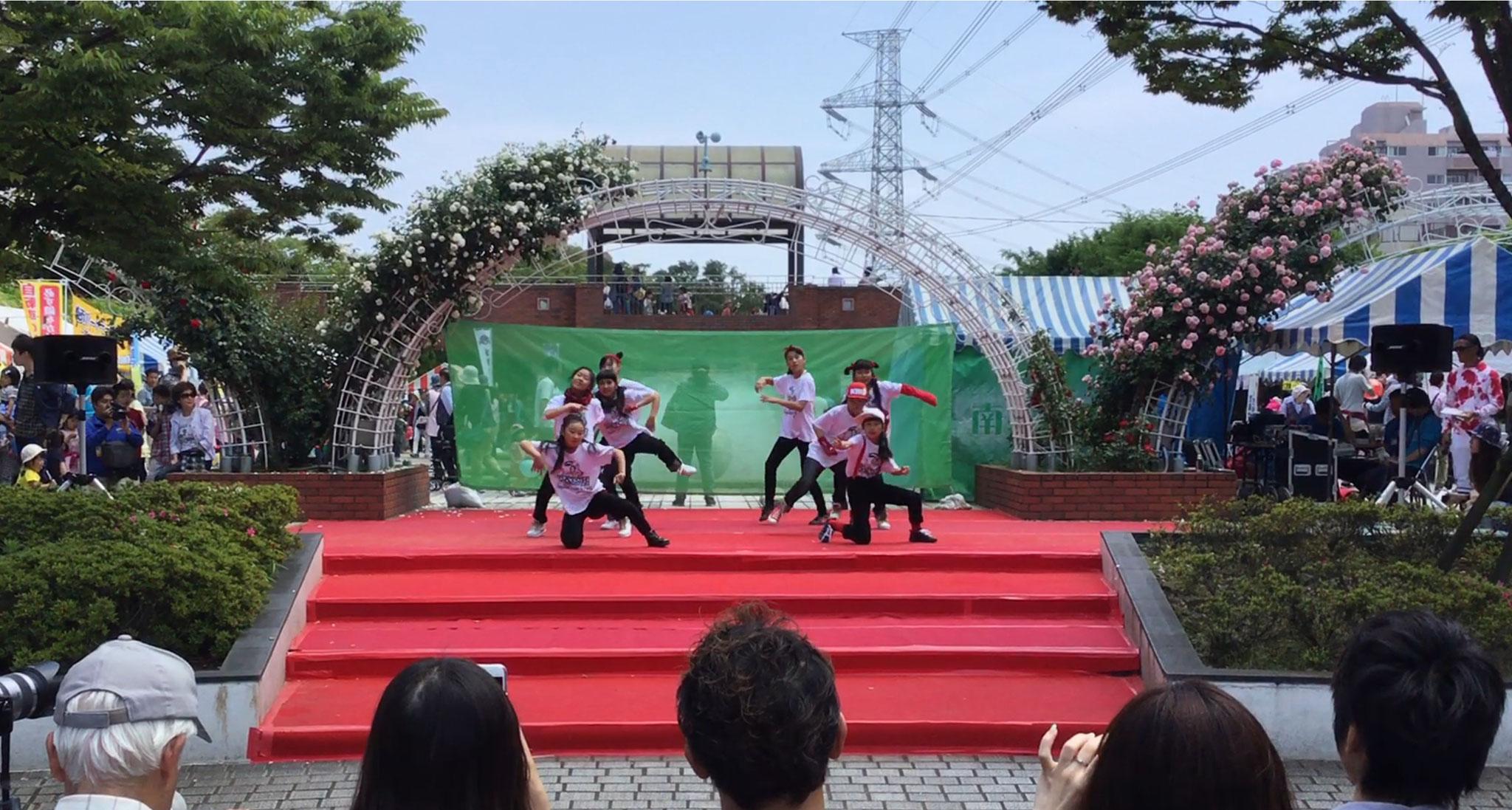LOCK選抜クラス☆さすがのパフォーマンスでした!