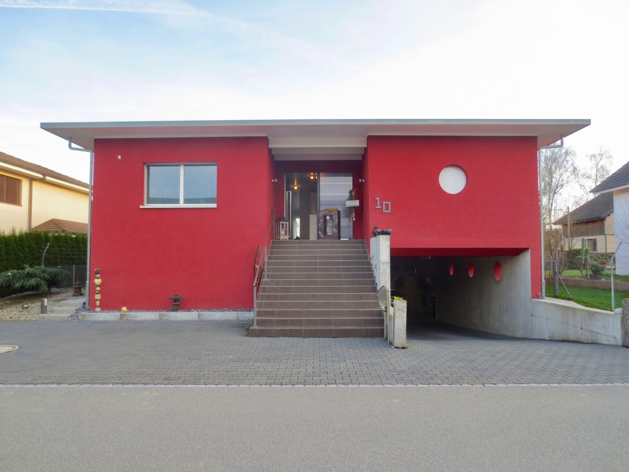 Oberentfelden Einfamilienhaus 4.5 Zimmer