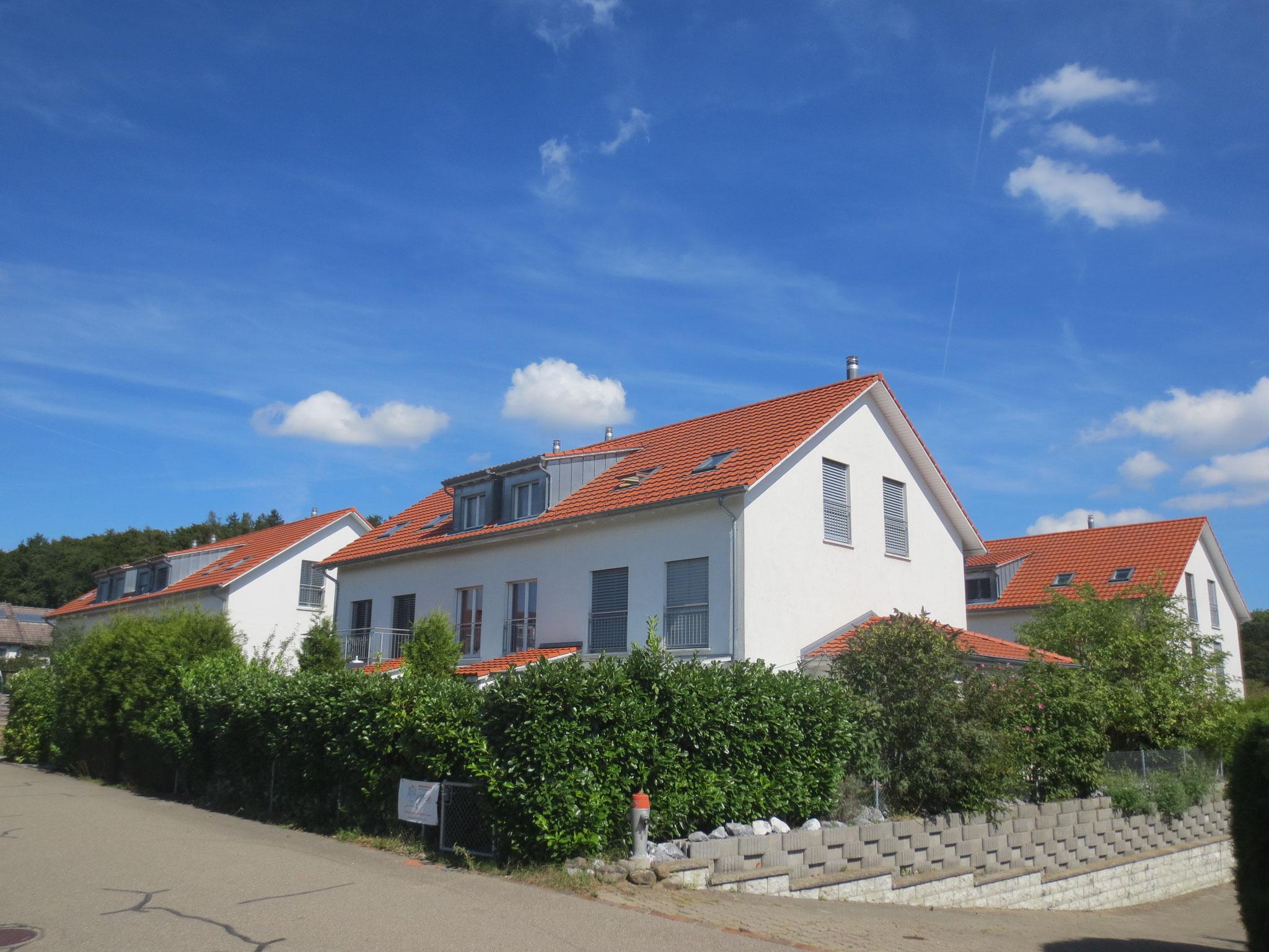 Nürensdorf Reiheneinfamilienhaus 6.5 Zimmer