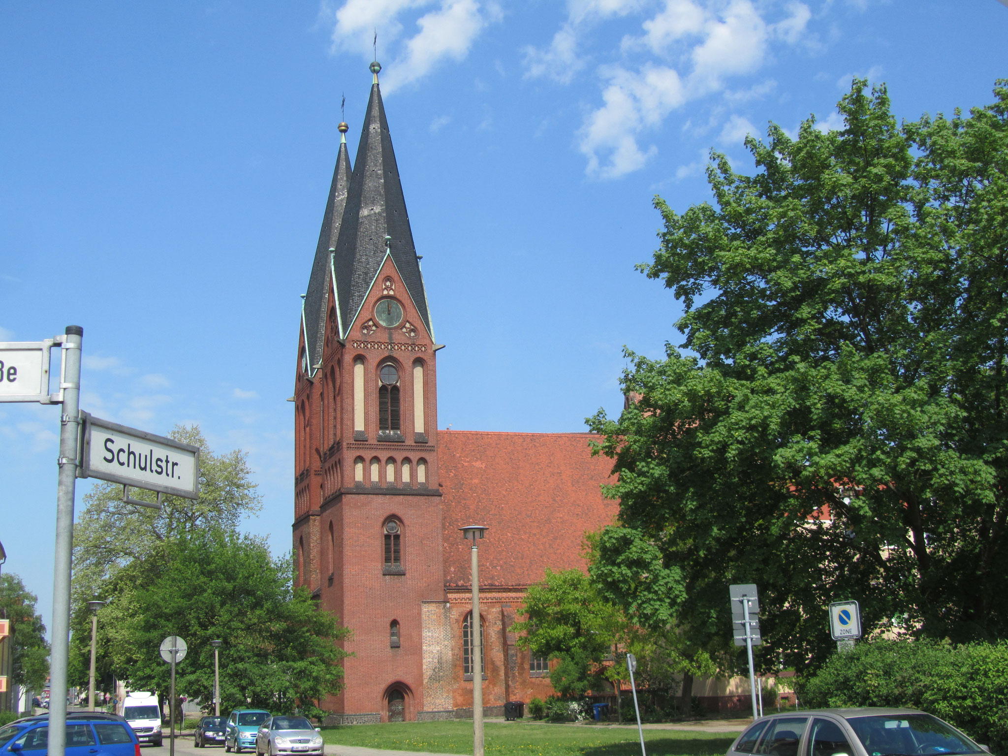 Friedenkirche Frankfurt