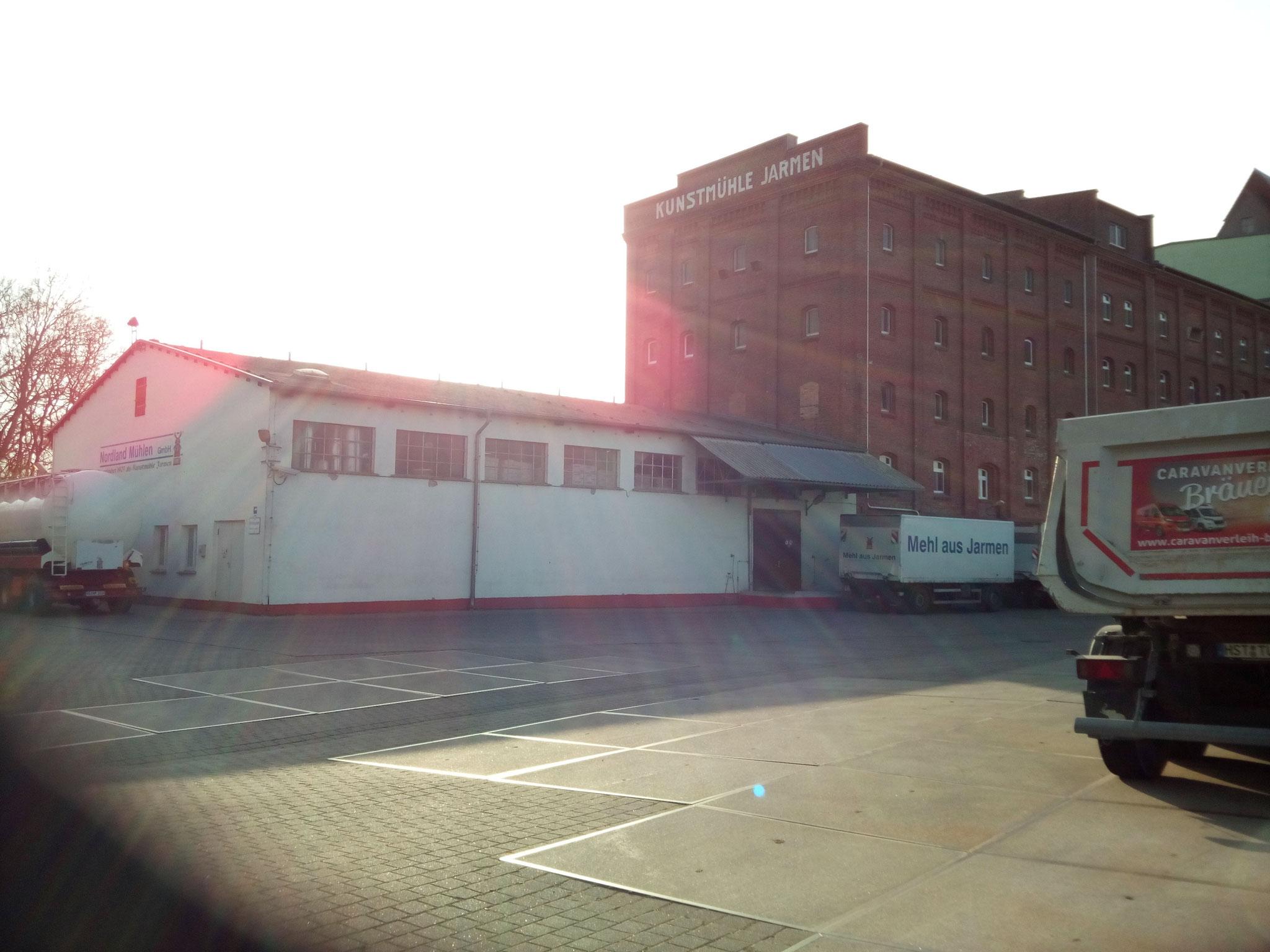 Fabrik am Bollwerk Jarmen