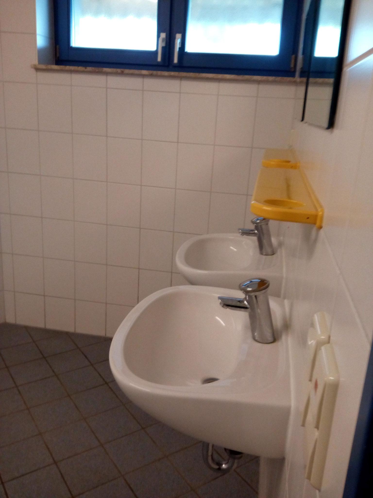 Waschraum Malchin