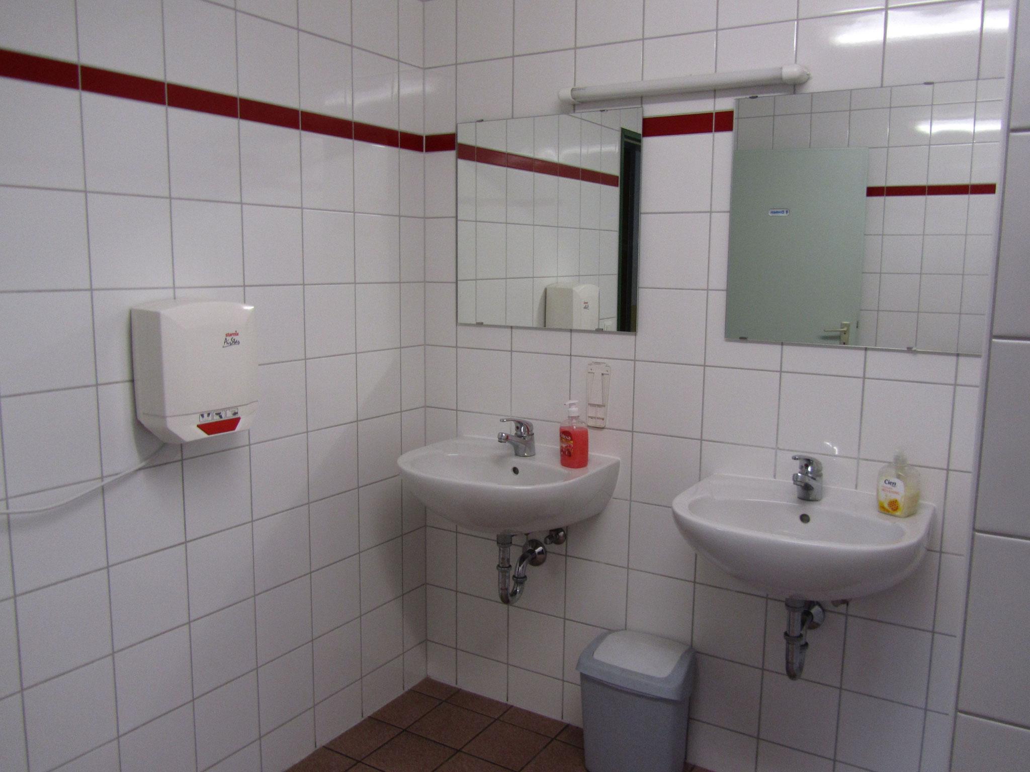 Sanitäre Anlagen SV Lokomotive Hafen Potsdam