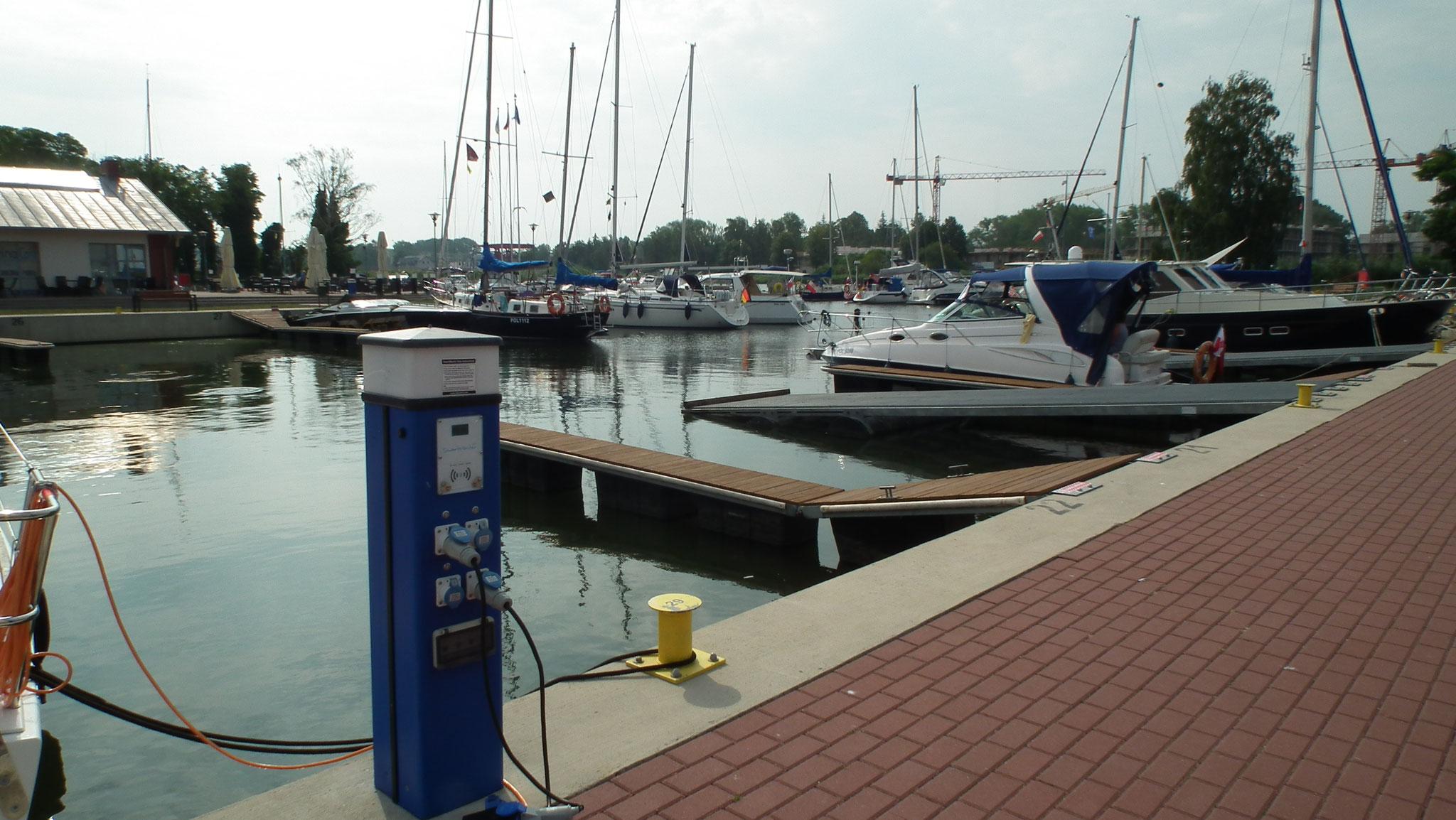 Yachthafen Dziwnów