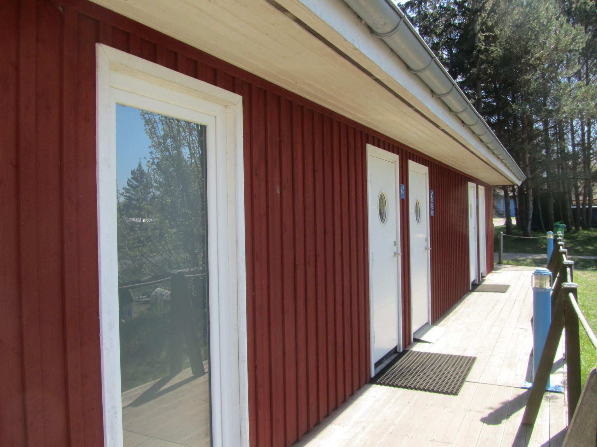 Gebäude Sanitäre Anlagen