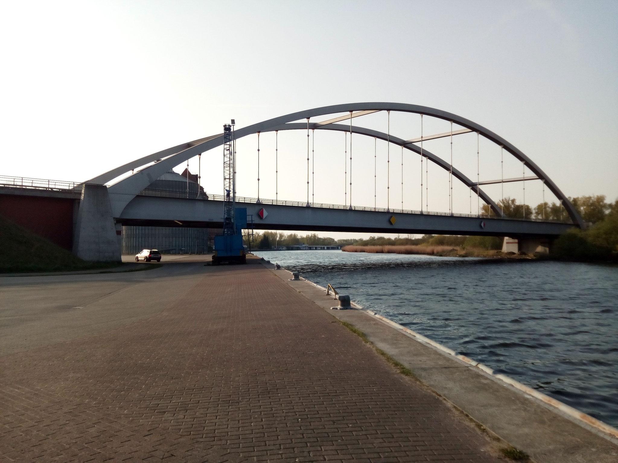 Autobahnbrücke Jarmen