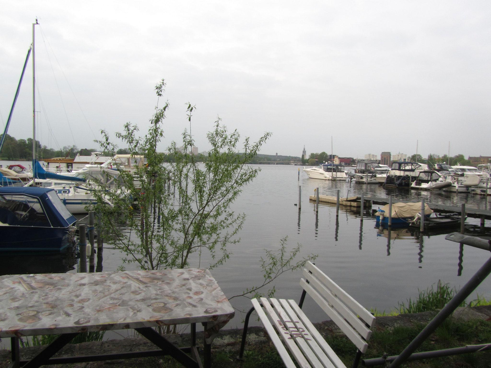 Hafen Potsdam