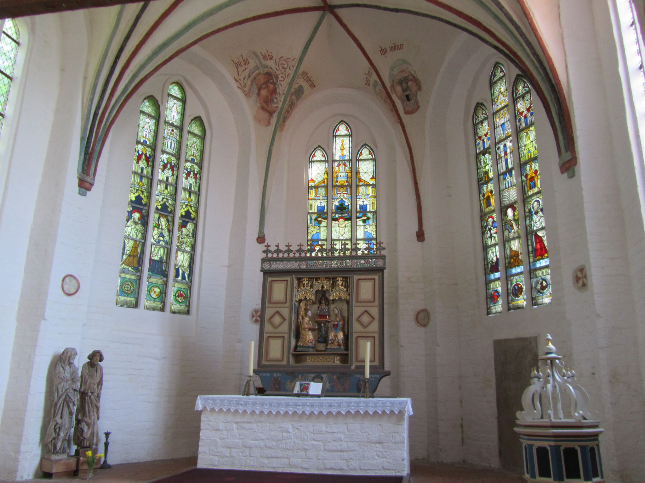 Klosterkirche Verchen