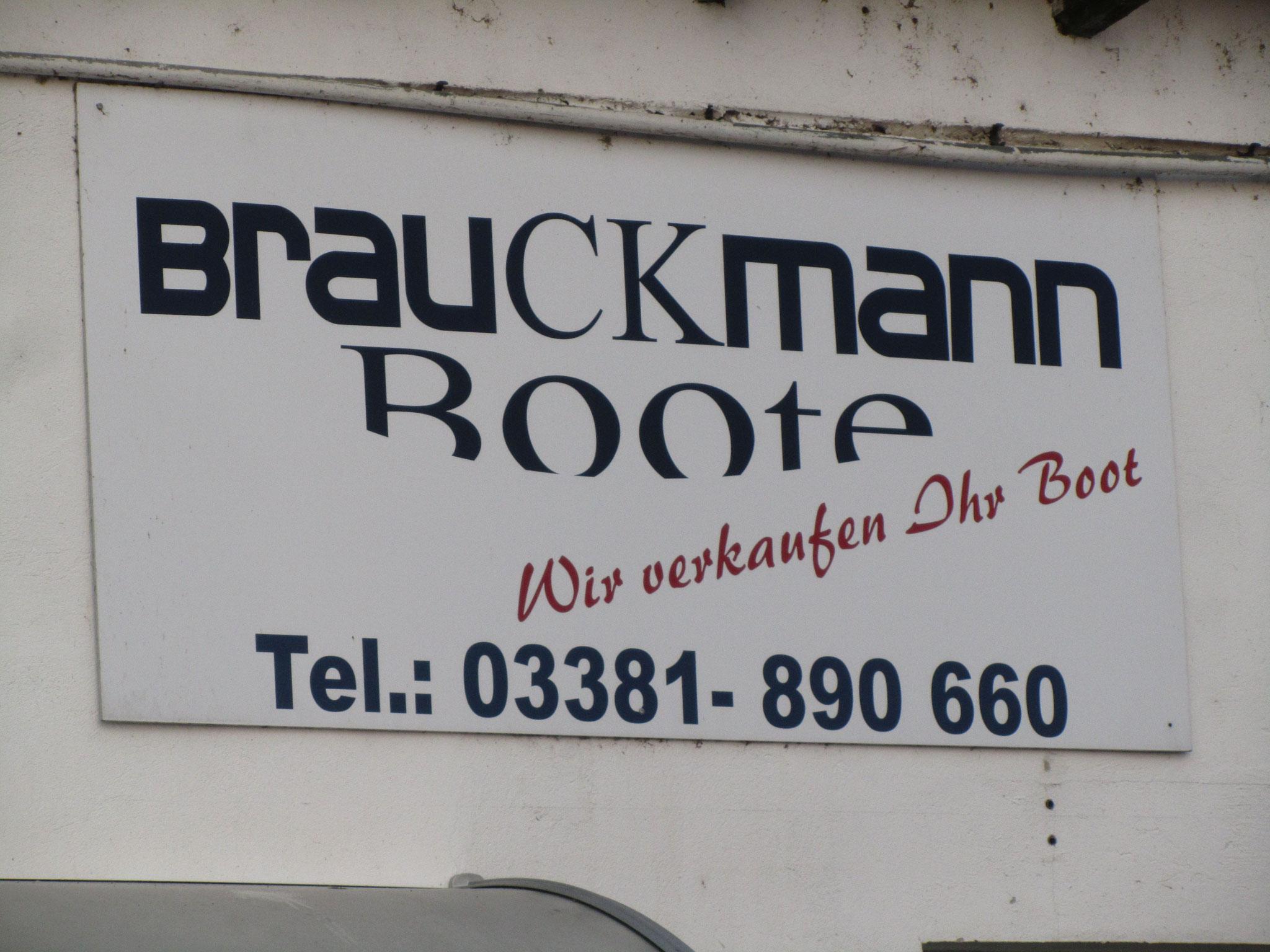 Brauckmann Boote Hafen