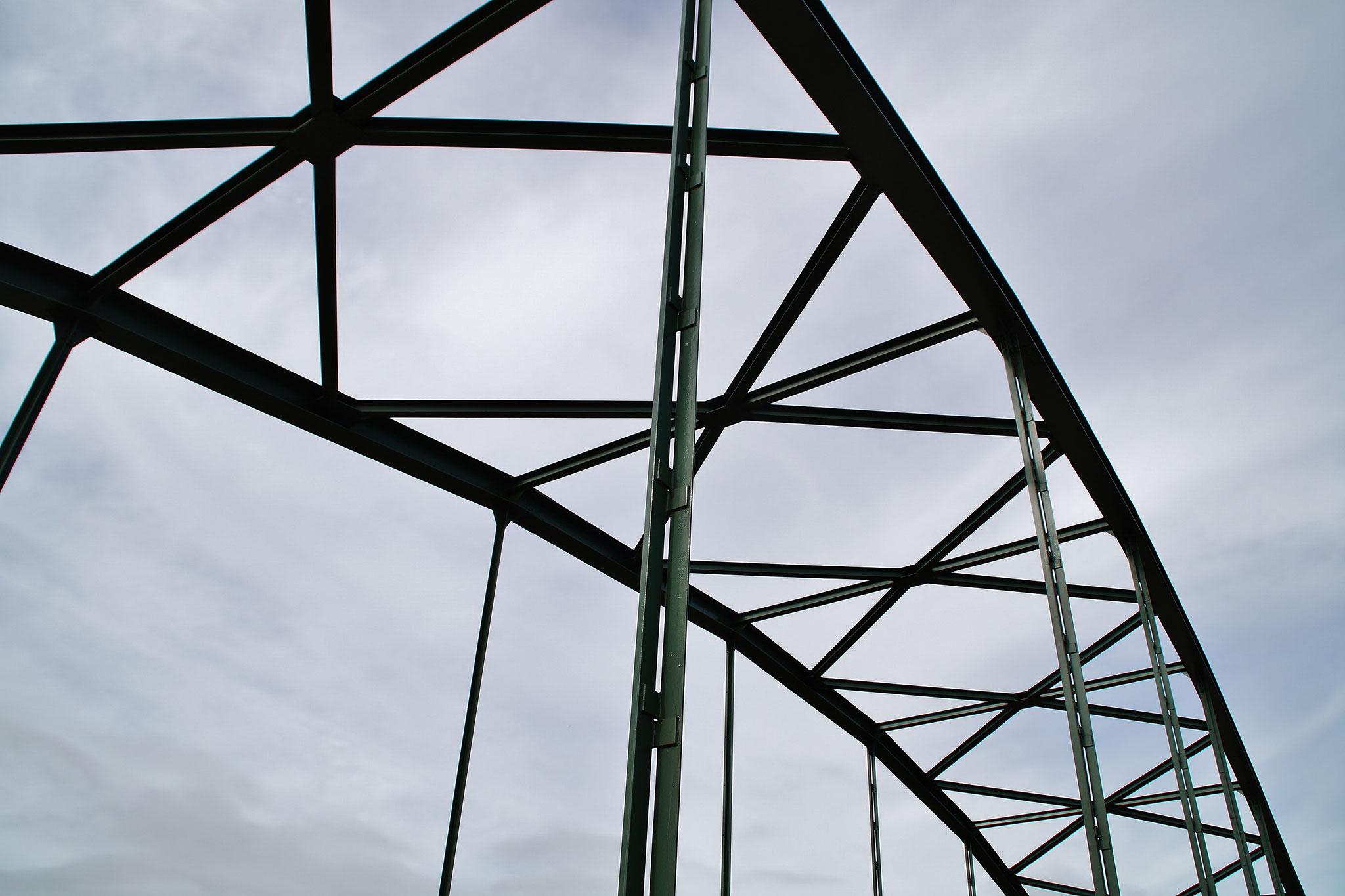 Die Brücke bei Holtum