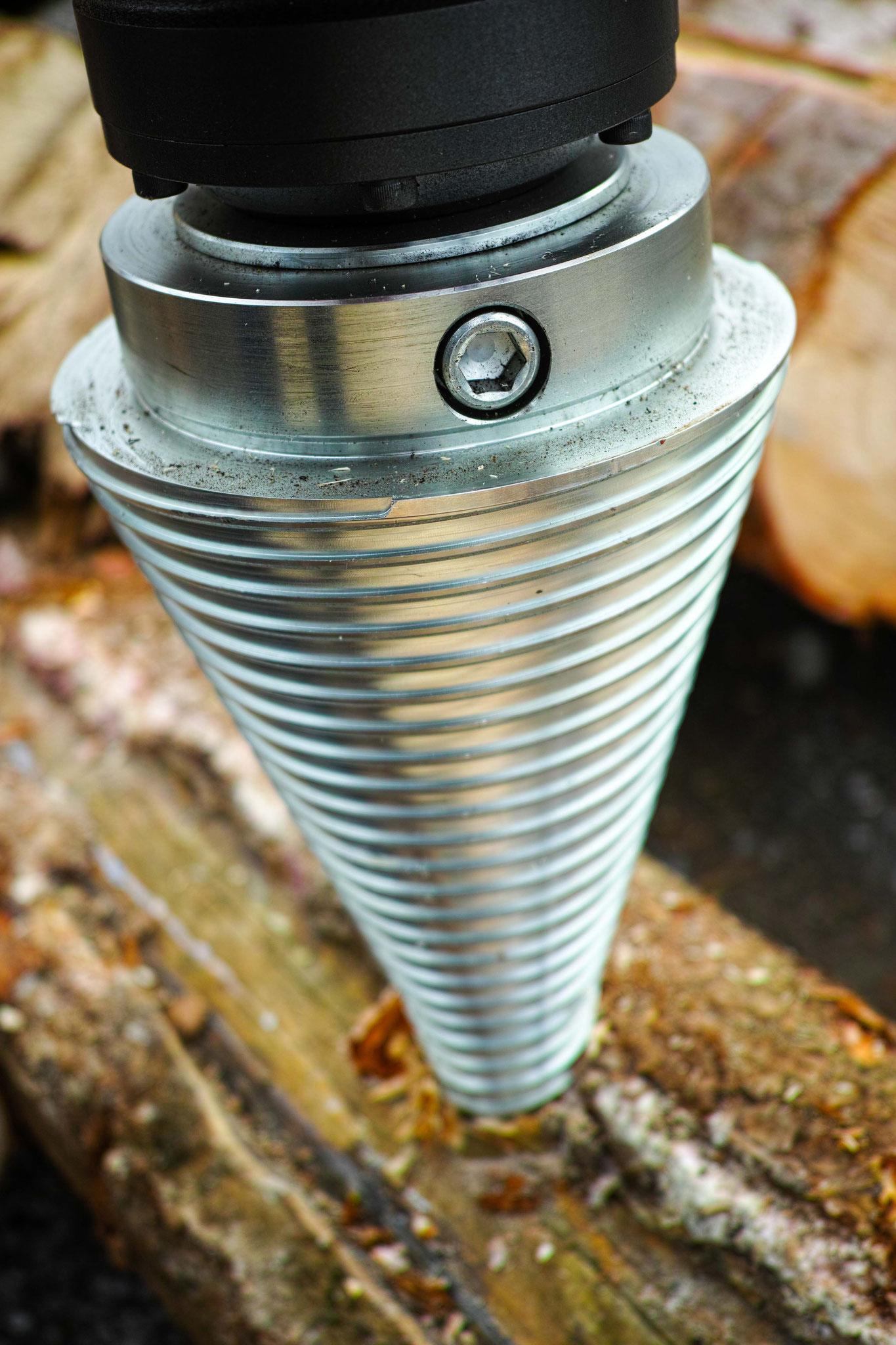 2G Spaltkegel Ø220/250mm