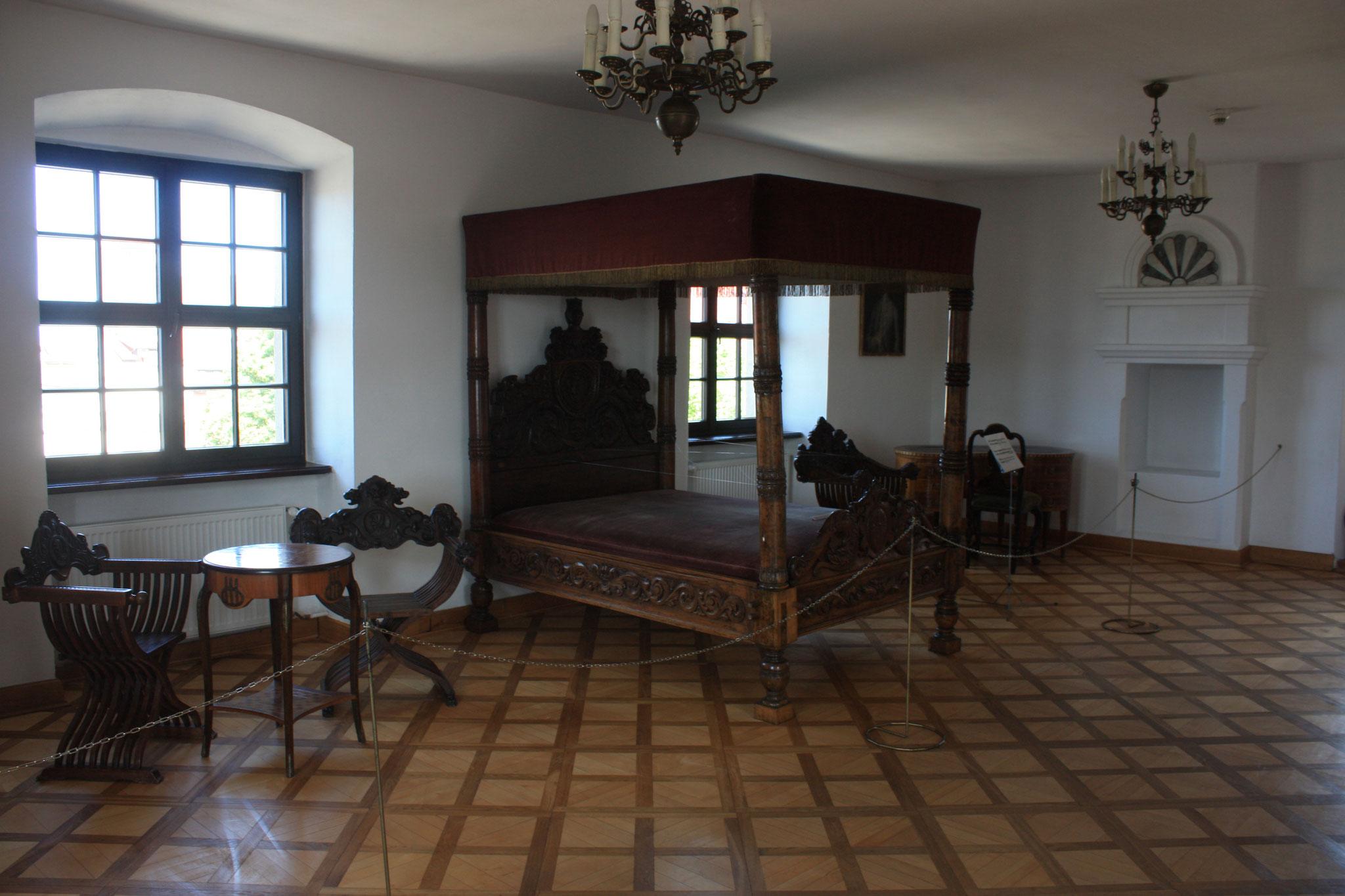 Herzögliches Schlafzimmer