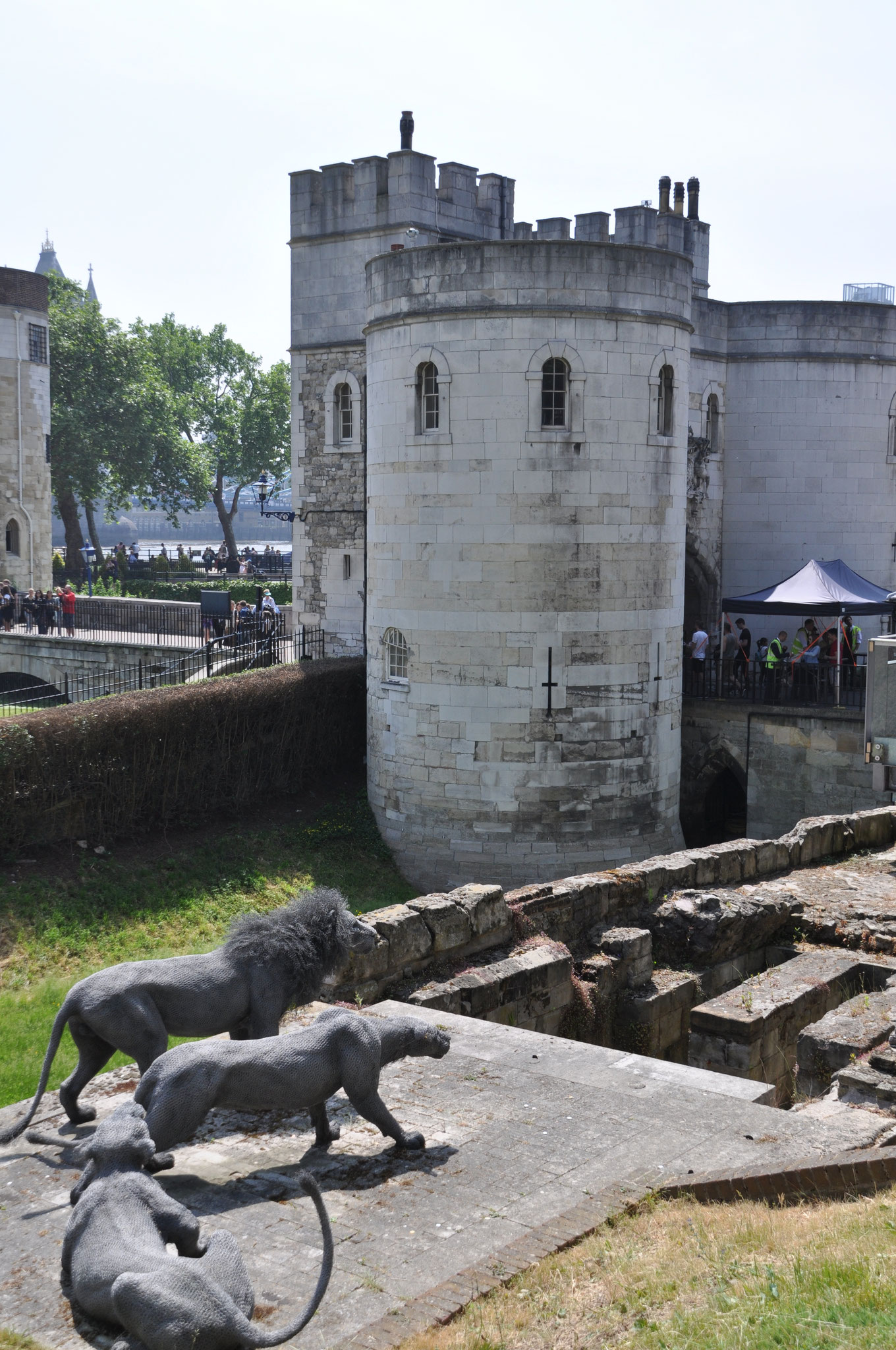 Tower Of London - 4 mins away