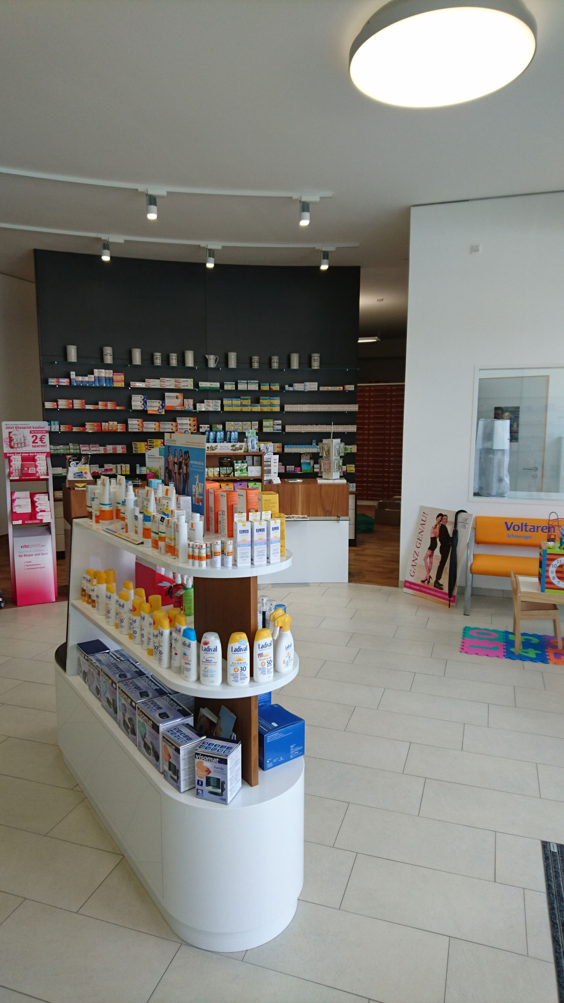 Candis Apotheke, Verkauf