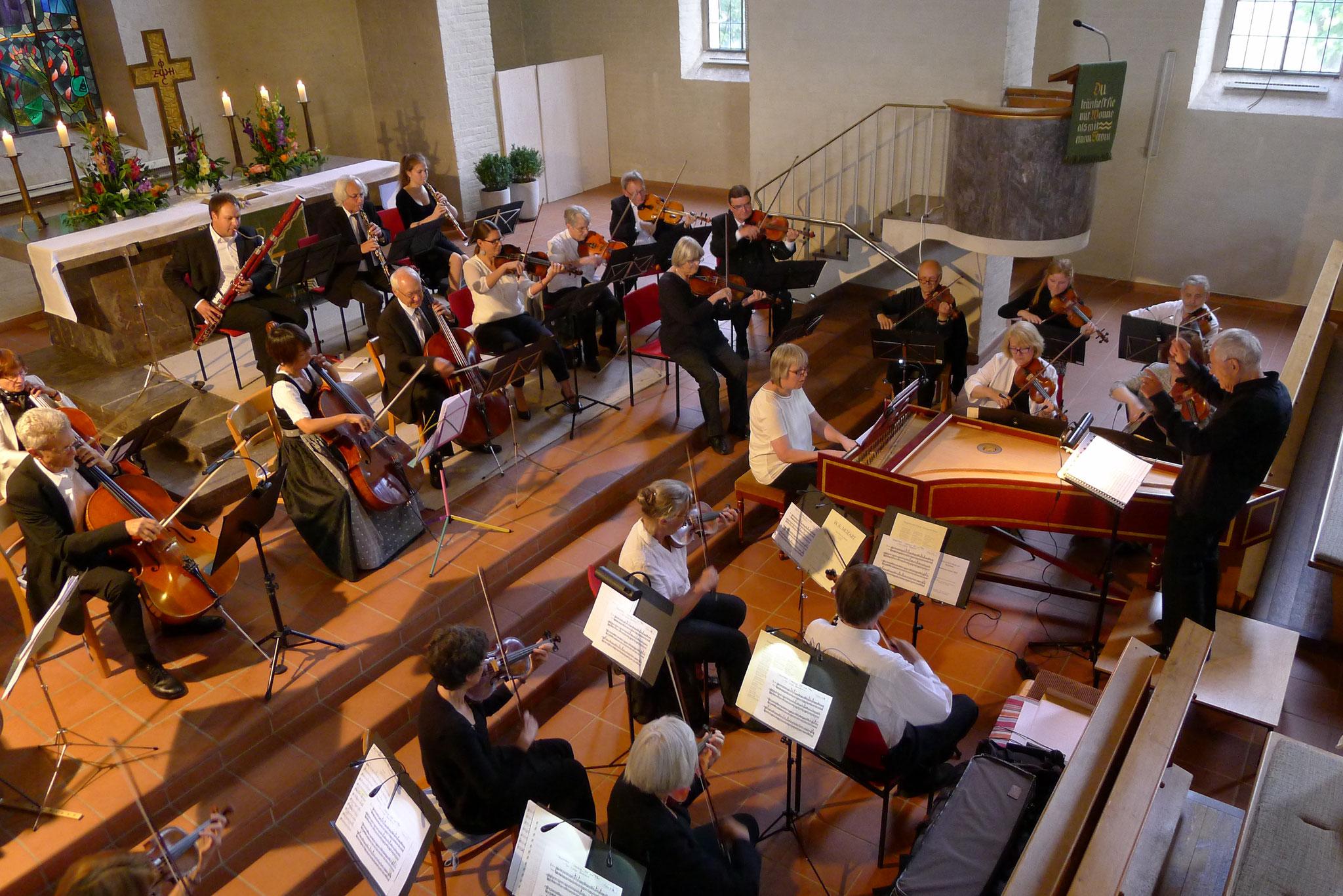Evangelische Auferstehungskirche Bamberg - 16. Juli 2016